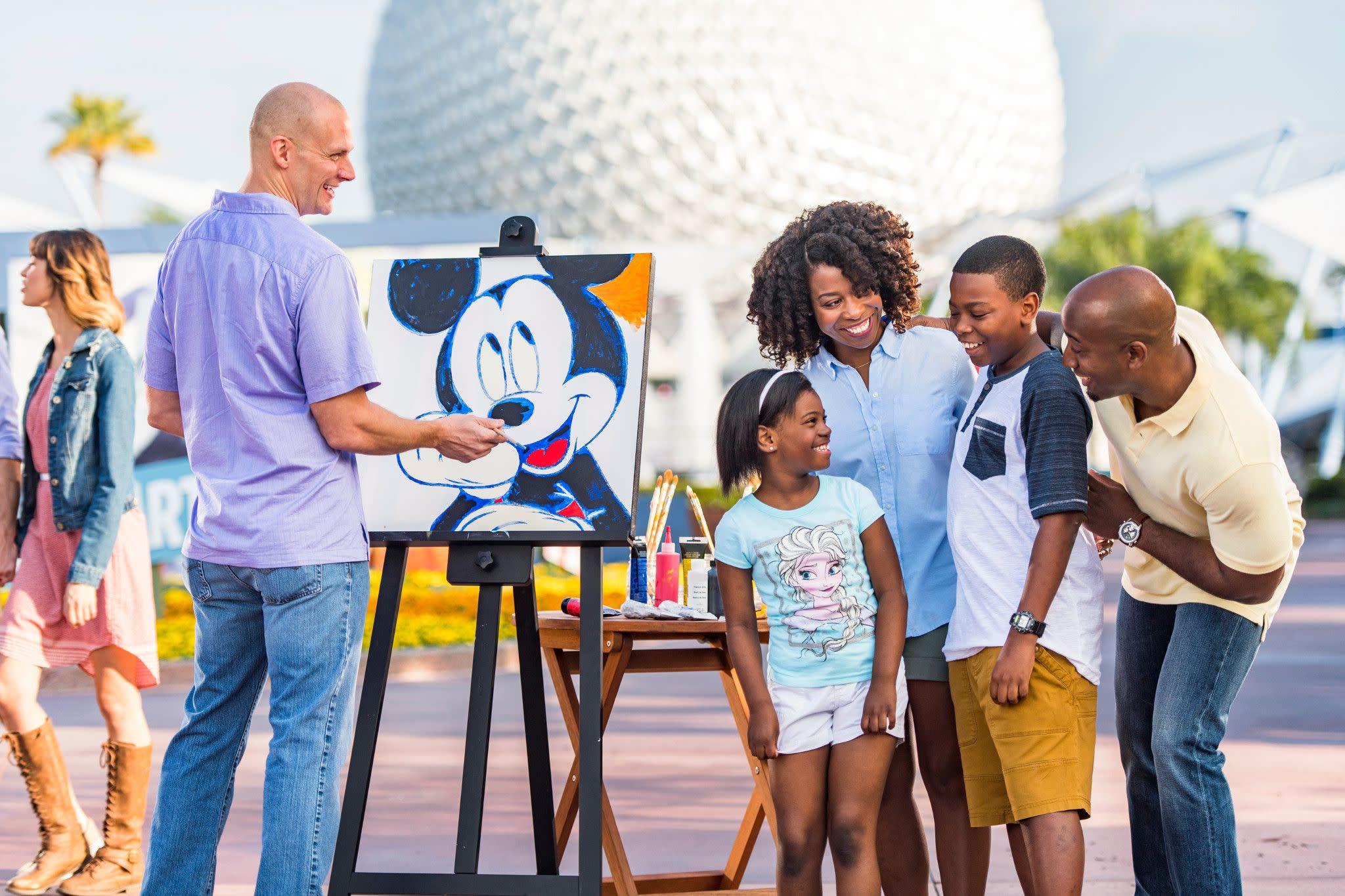 Epcot International Festival of the Arts at Walt Disney World Resort in Orlando