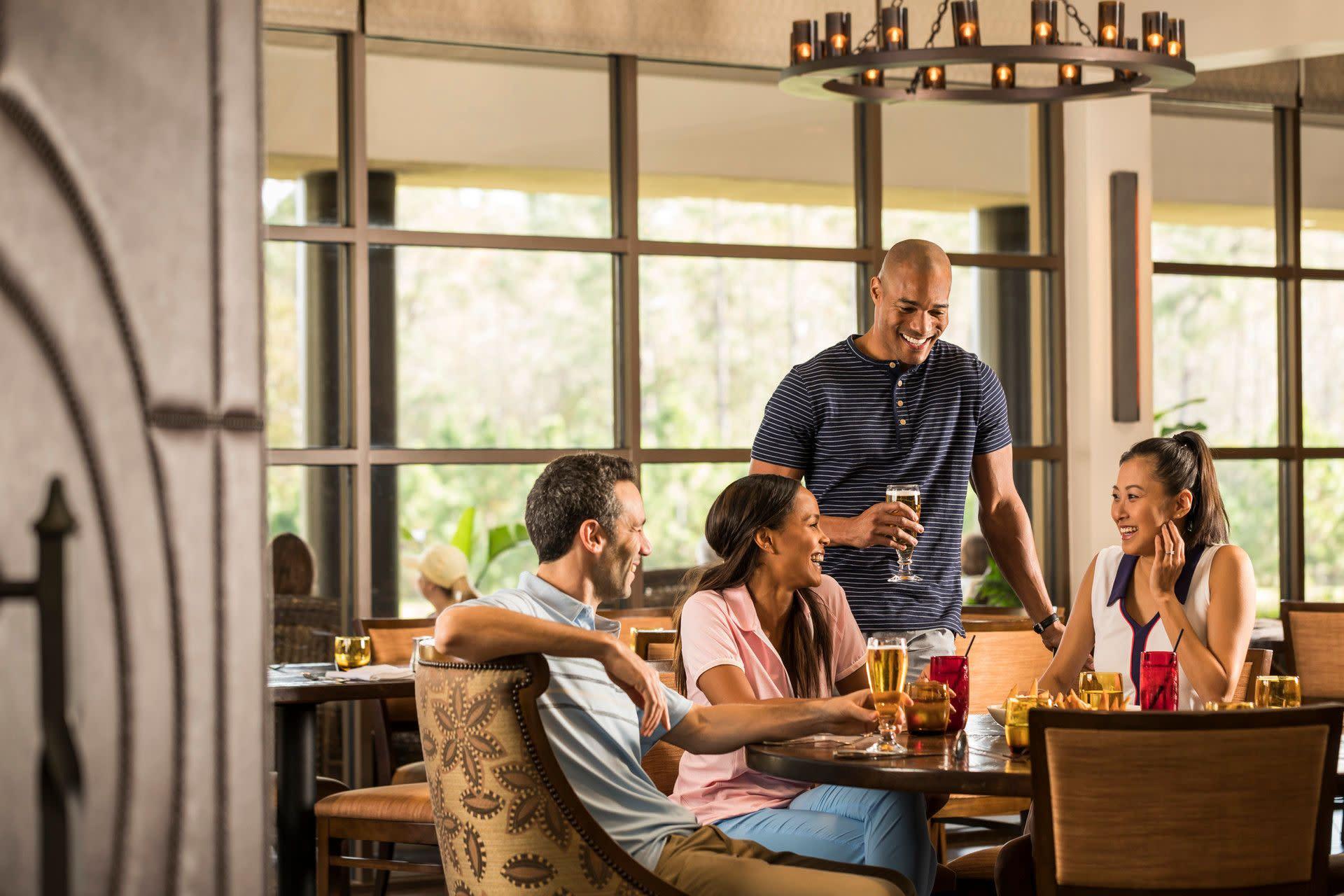 Plancha at Four Seasons Resort Orlando at Walt Disney World Resort