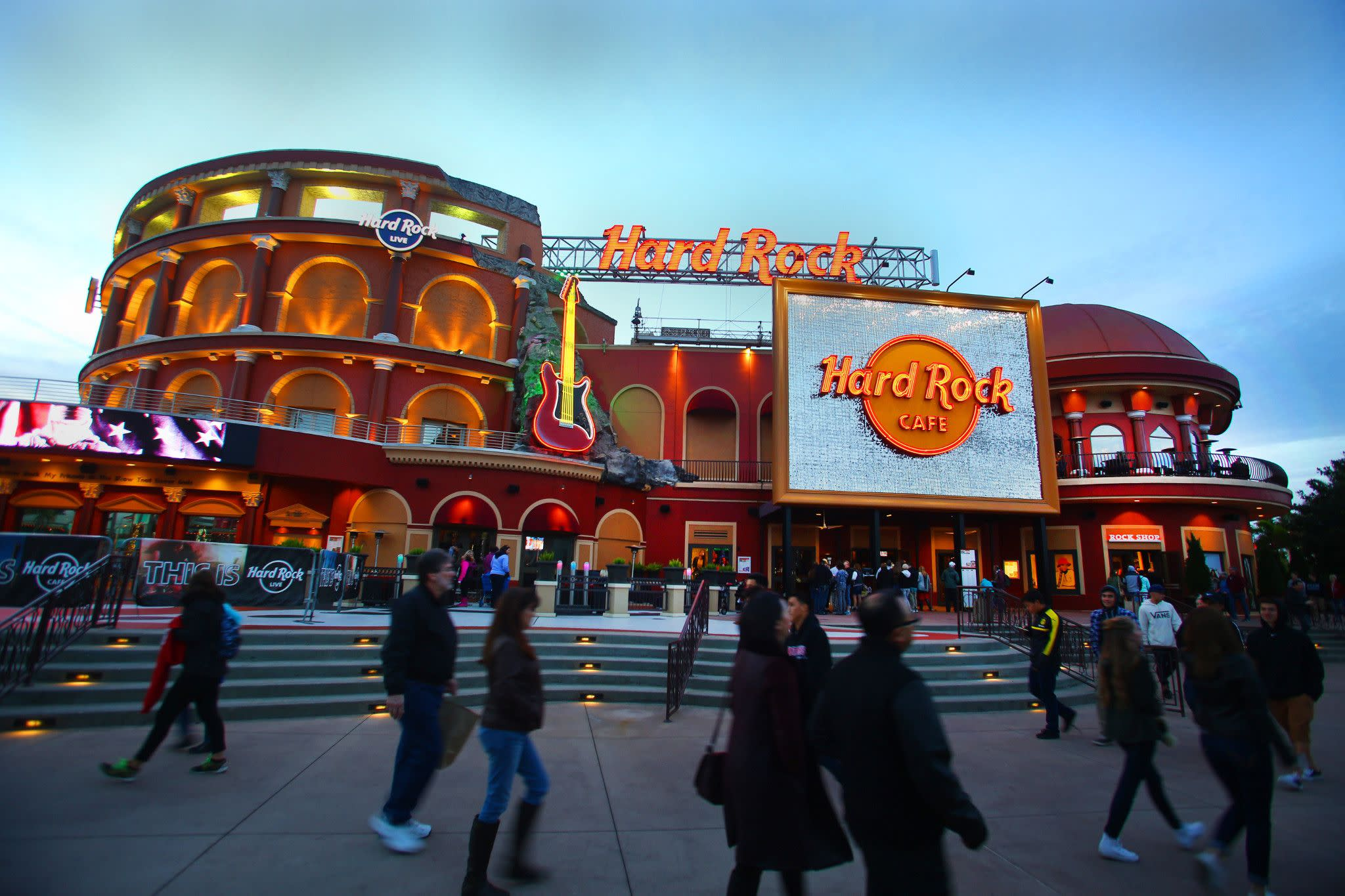 Hard Rock Live at Universal CityWalk in Orlando