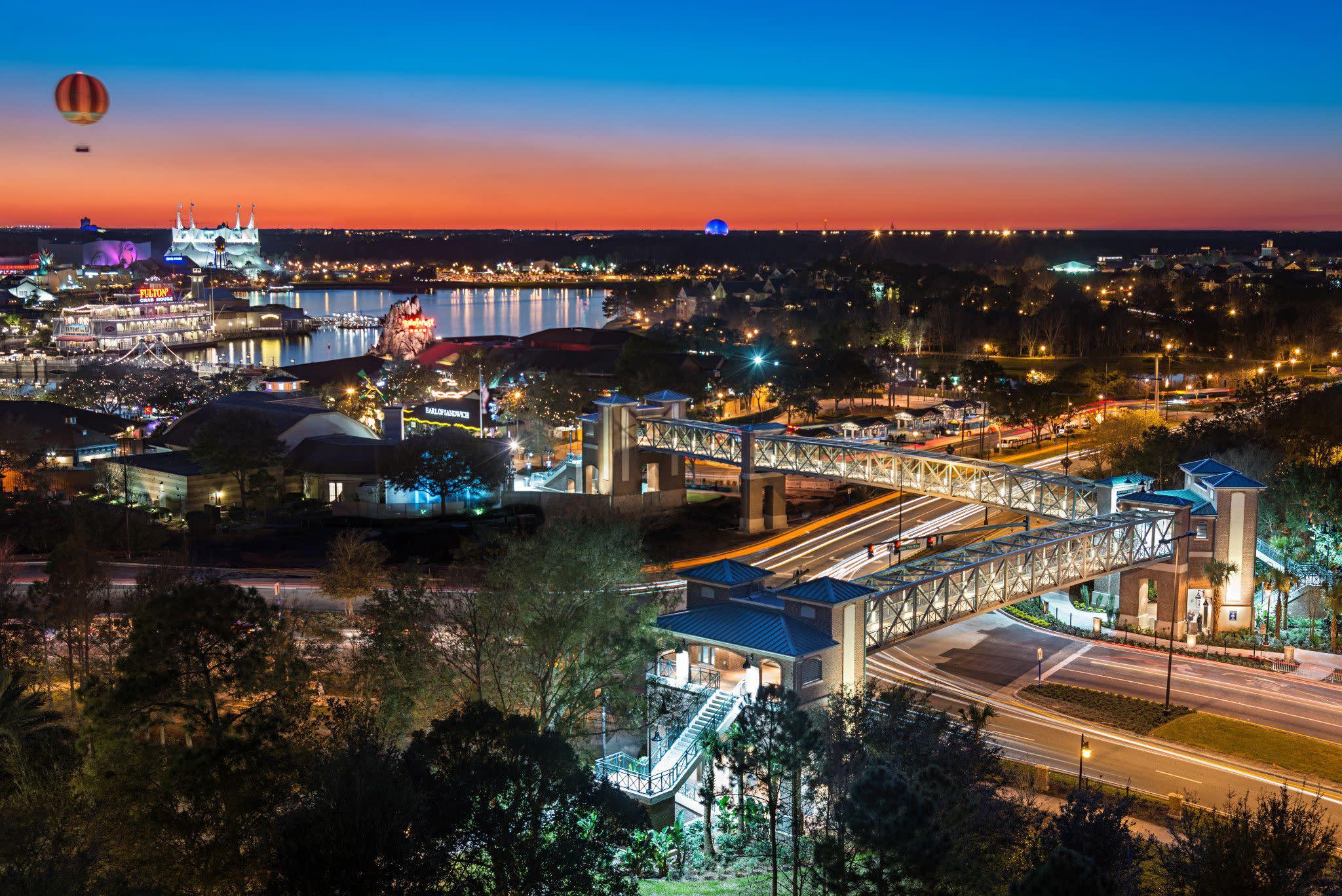 Disney Springs in Orlando