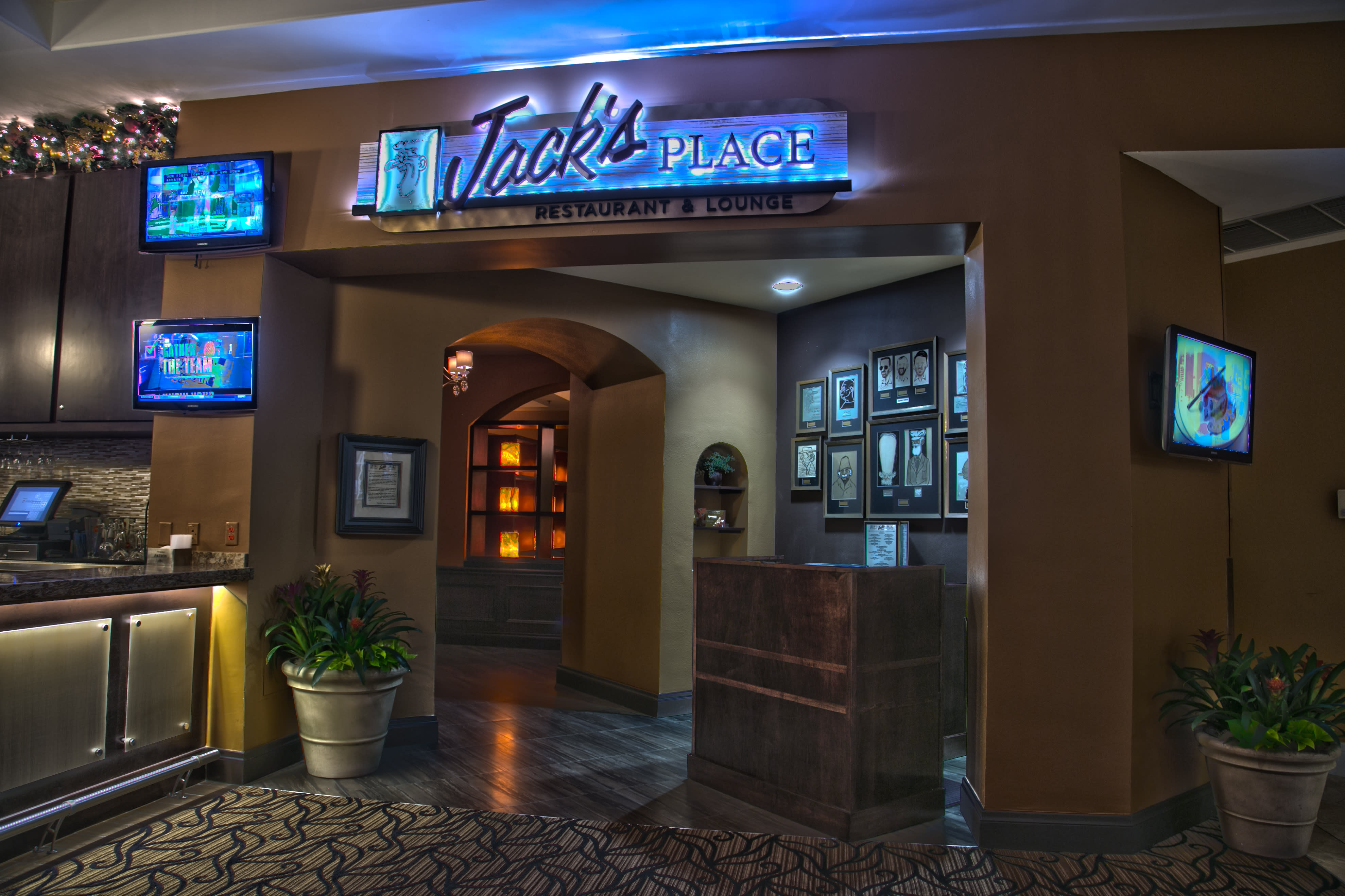 Jack's Place at Rosen Plaza Hotel in Orlando