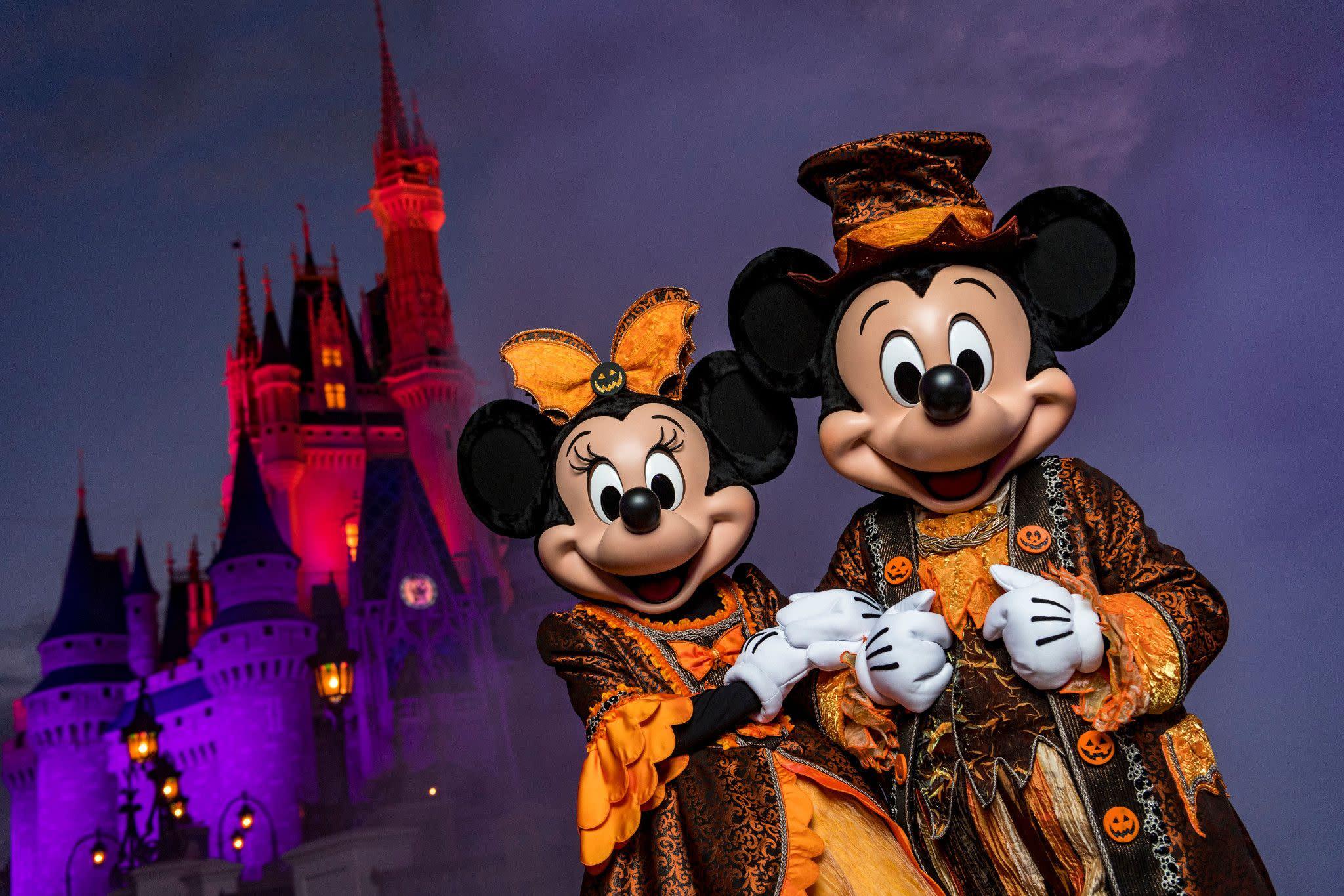 Mickey's Not-So-Scary Halloween Party at Walt Disney World Resort's Magic Kingdom Park