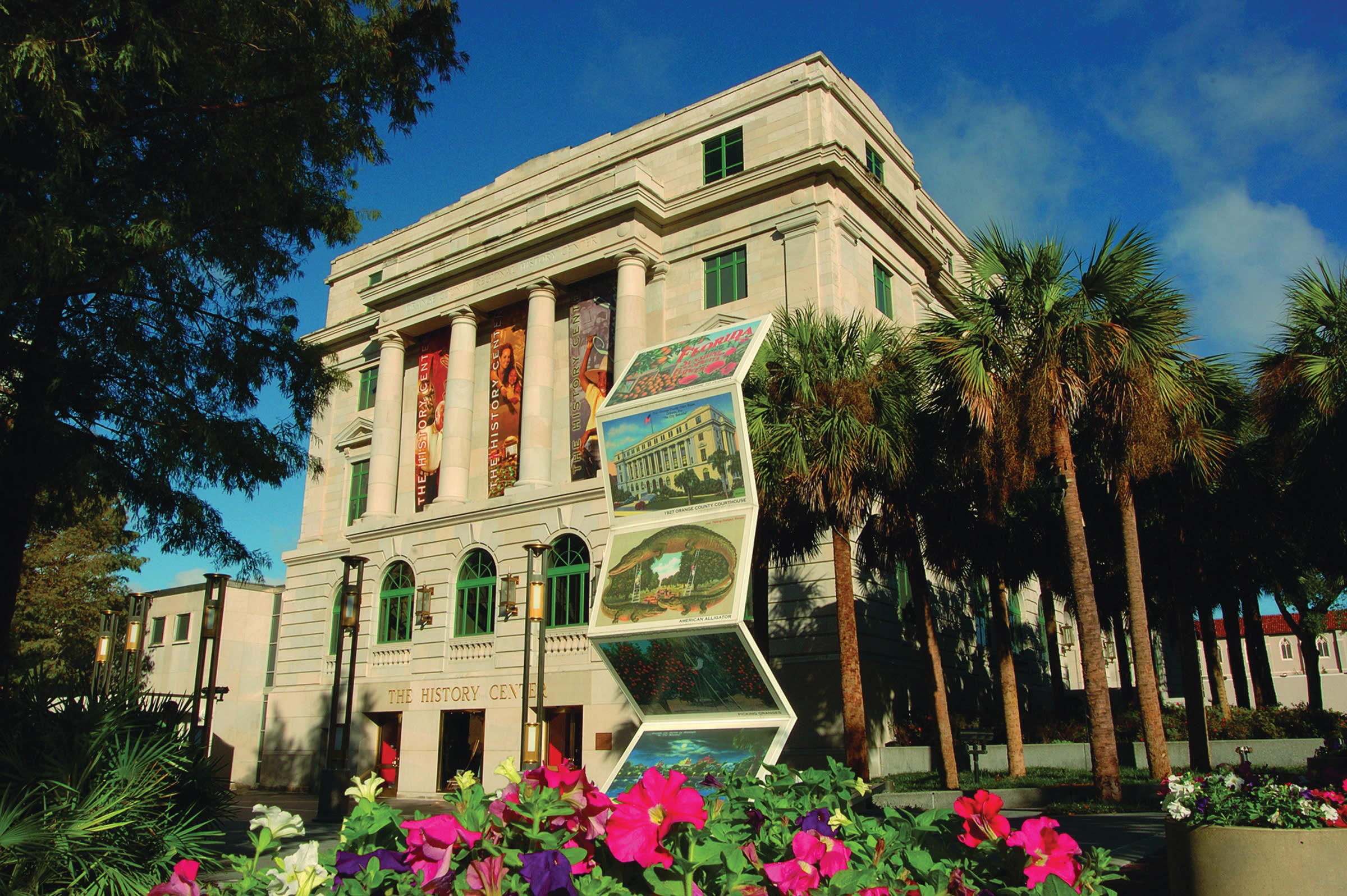 Orange County Regional History Center in Orlando