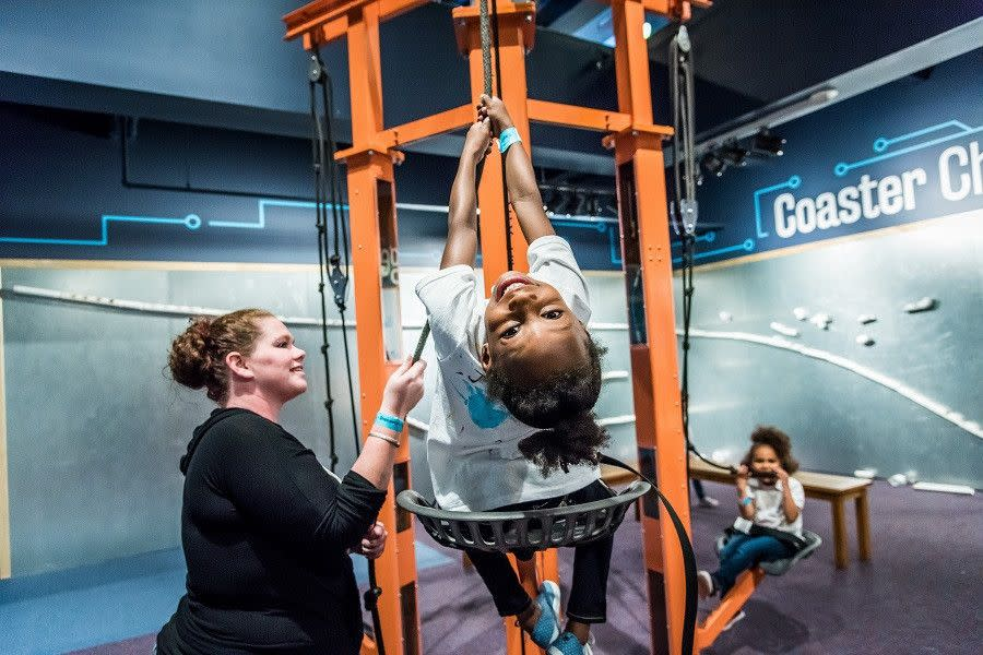 Kinetic Zone at Orlando Science Center