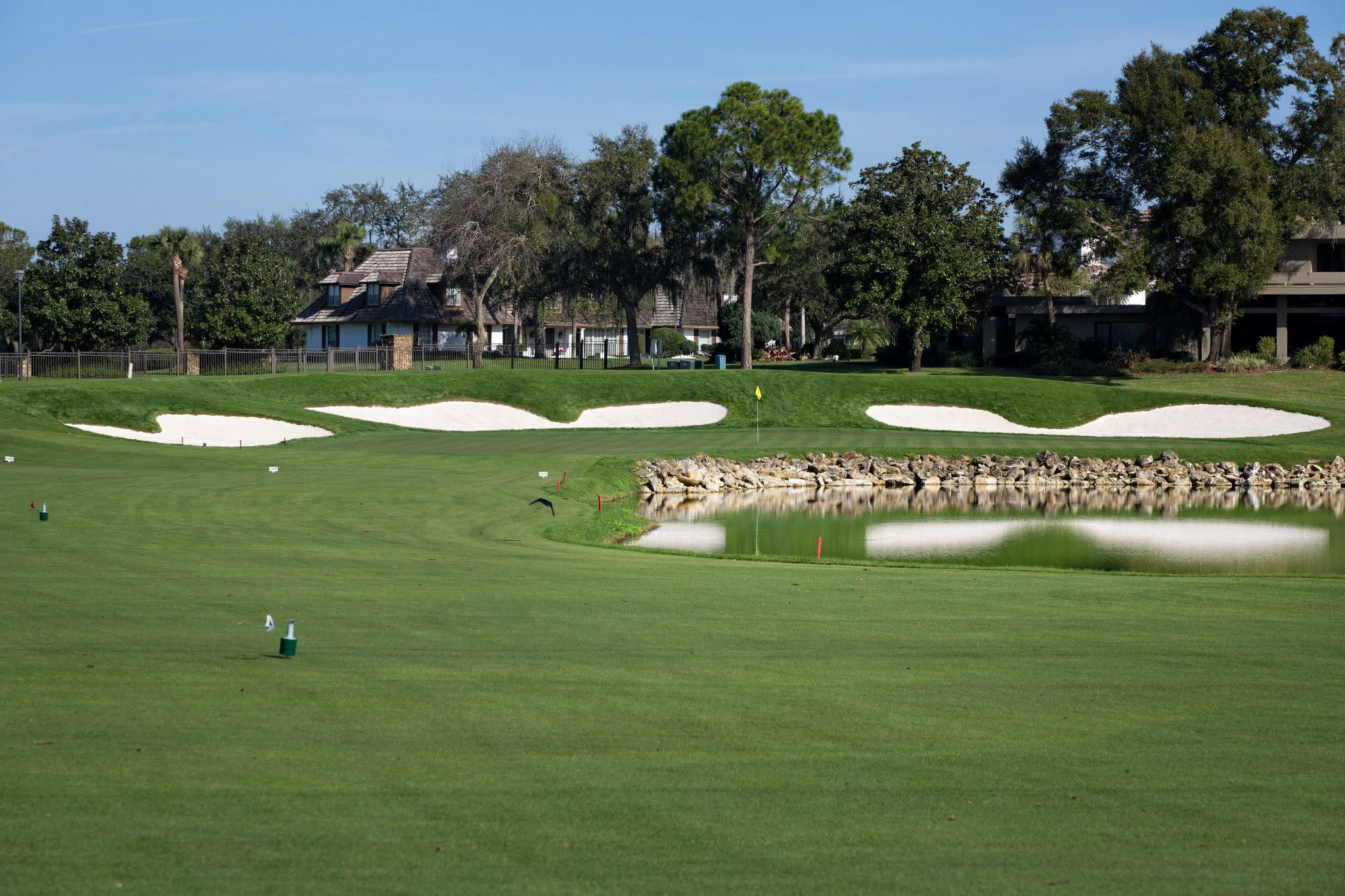 Arnold Palmer's Bay Hill Club & Lodge in Orlando