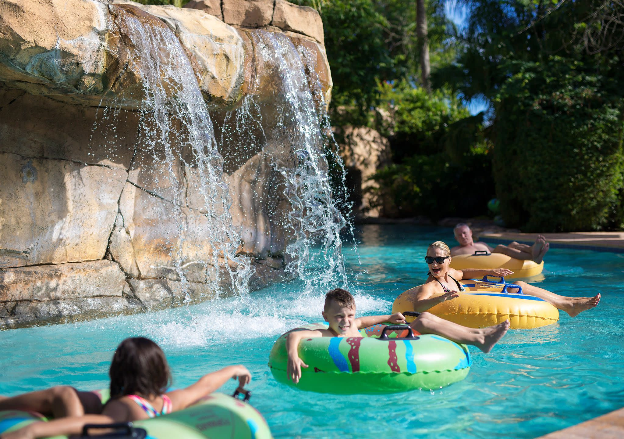 Water Park at Reunion Resort in Orlando