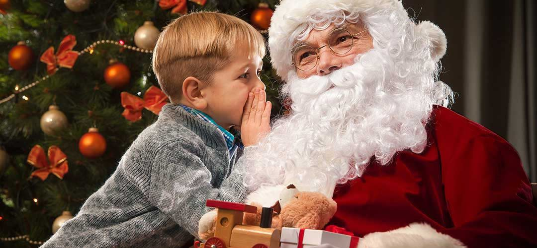 Meet Santa at Wild Arctic During SeaWorld Orlando's Christmas Celebration