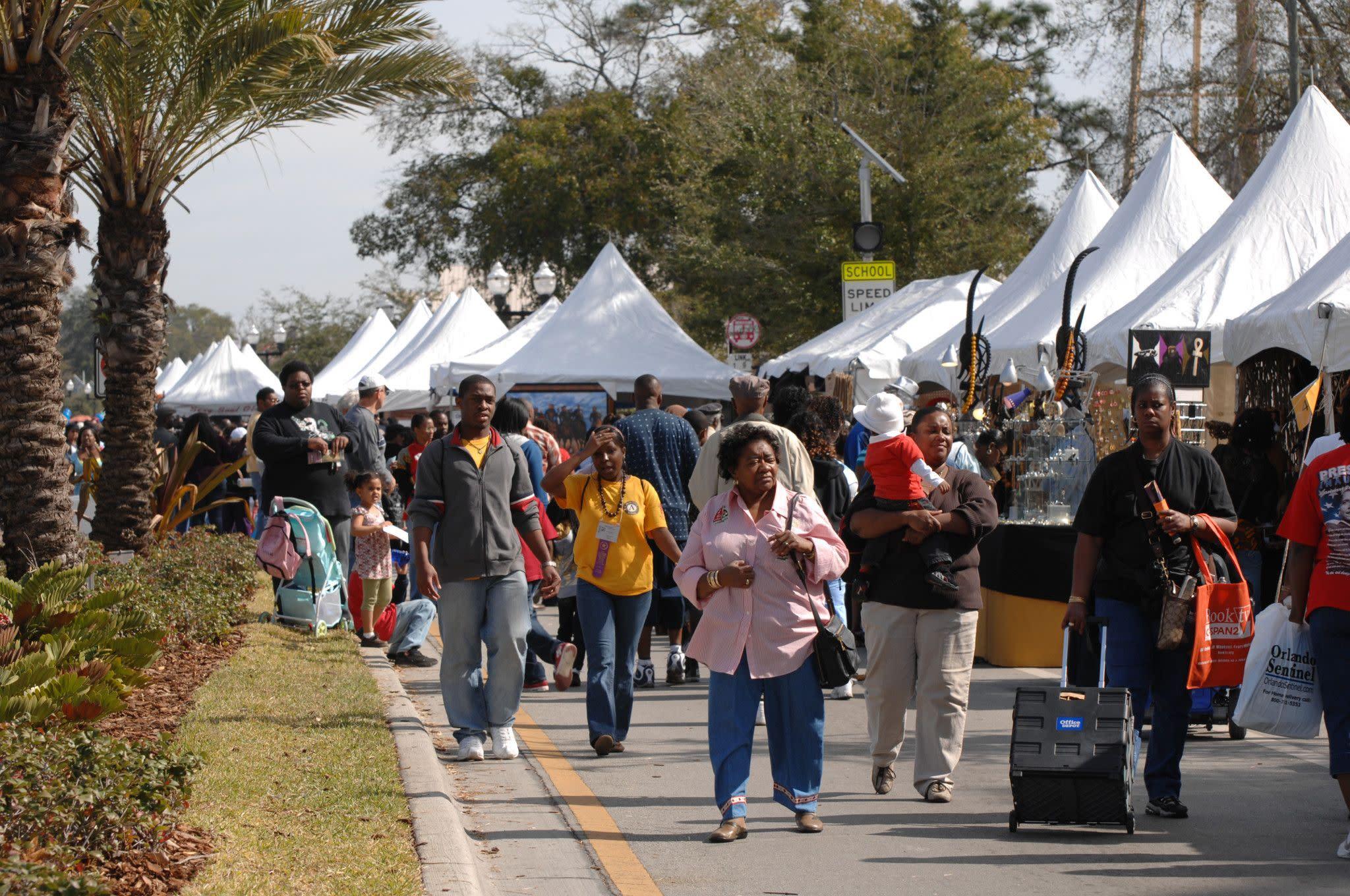 Zora! Festival in Eatonville