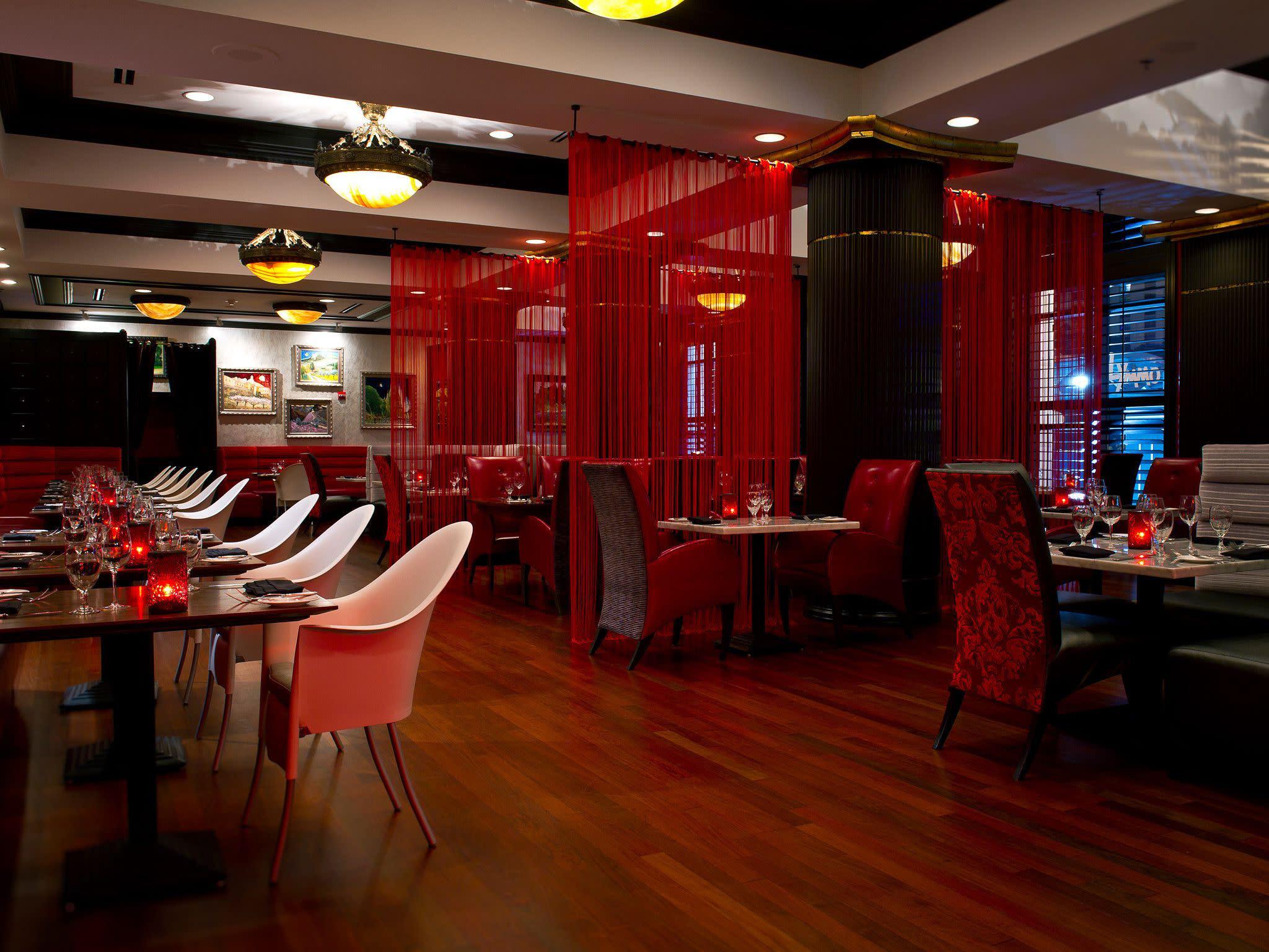 The Boheme at Grand Bohemian Hotel Orlando