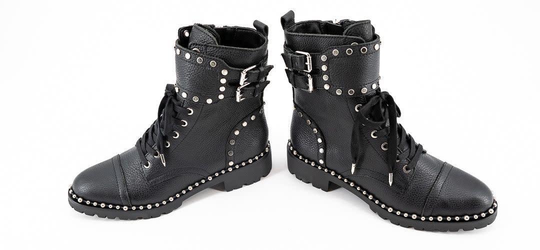 Sam Edelman's Jennifer Combat Boots