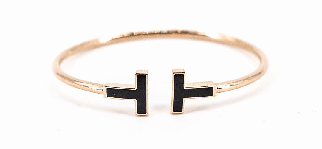 Tiffany & Co. T Wire Bracelet