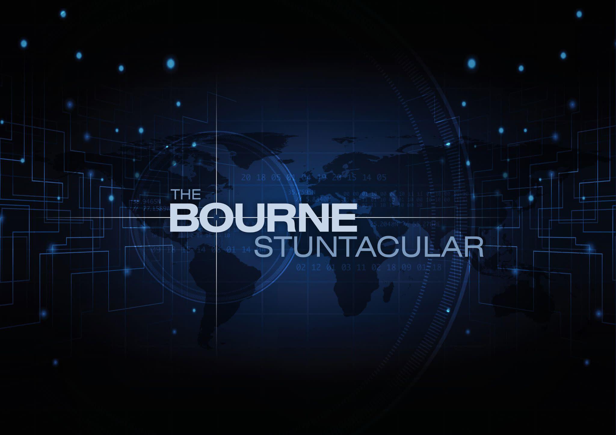 Universal Orlando Resort Is Bringing The Bourne Stuntacular to Universal Studios Florida in Spring 2020