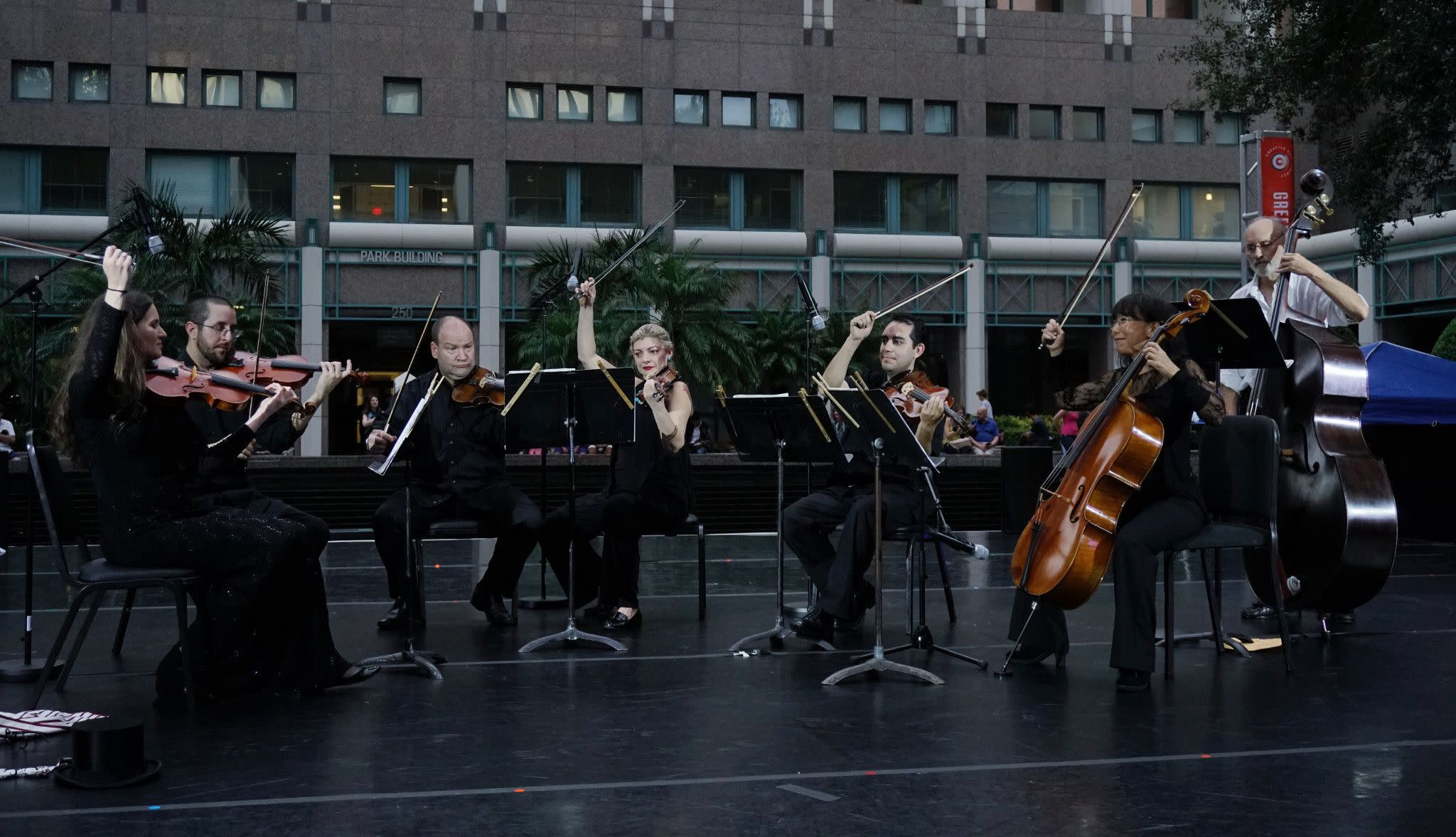 Orlando Philharmonic Orchestra at IMMERSE