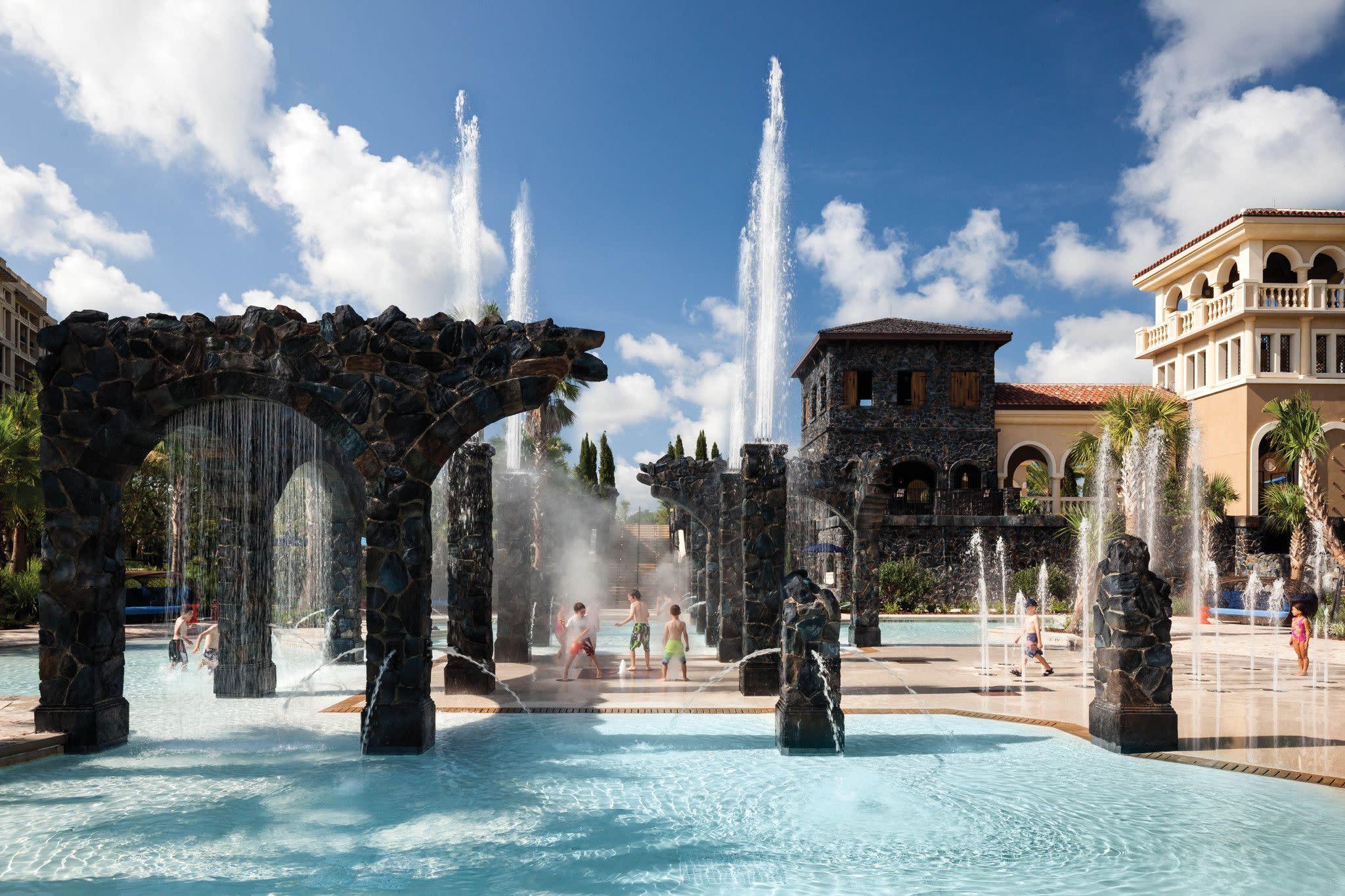 Splash Zone at Four Seasons Resort Orlando at Walt Disney World Resort