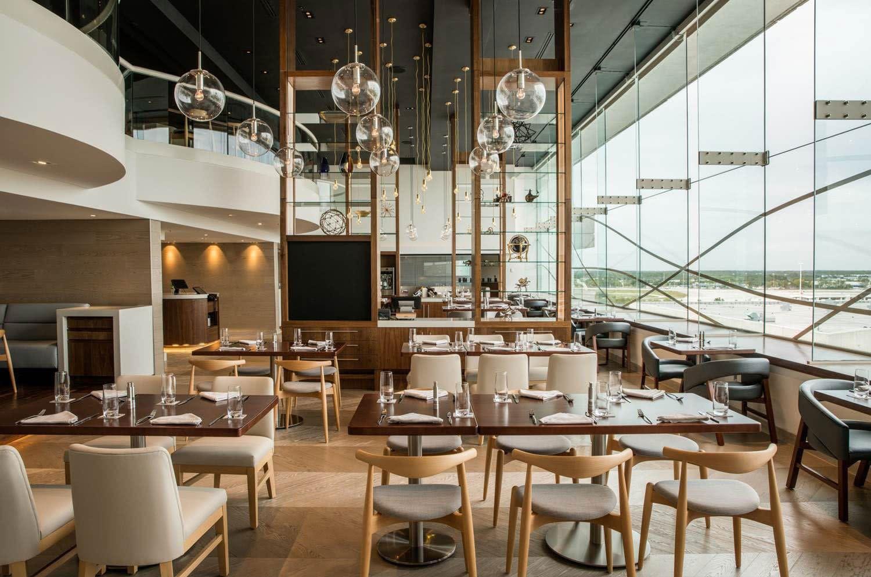Hemisphere Restaurant at Hyatt Regency Orlando Airport