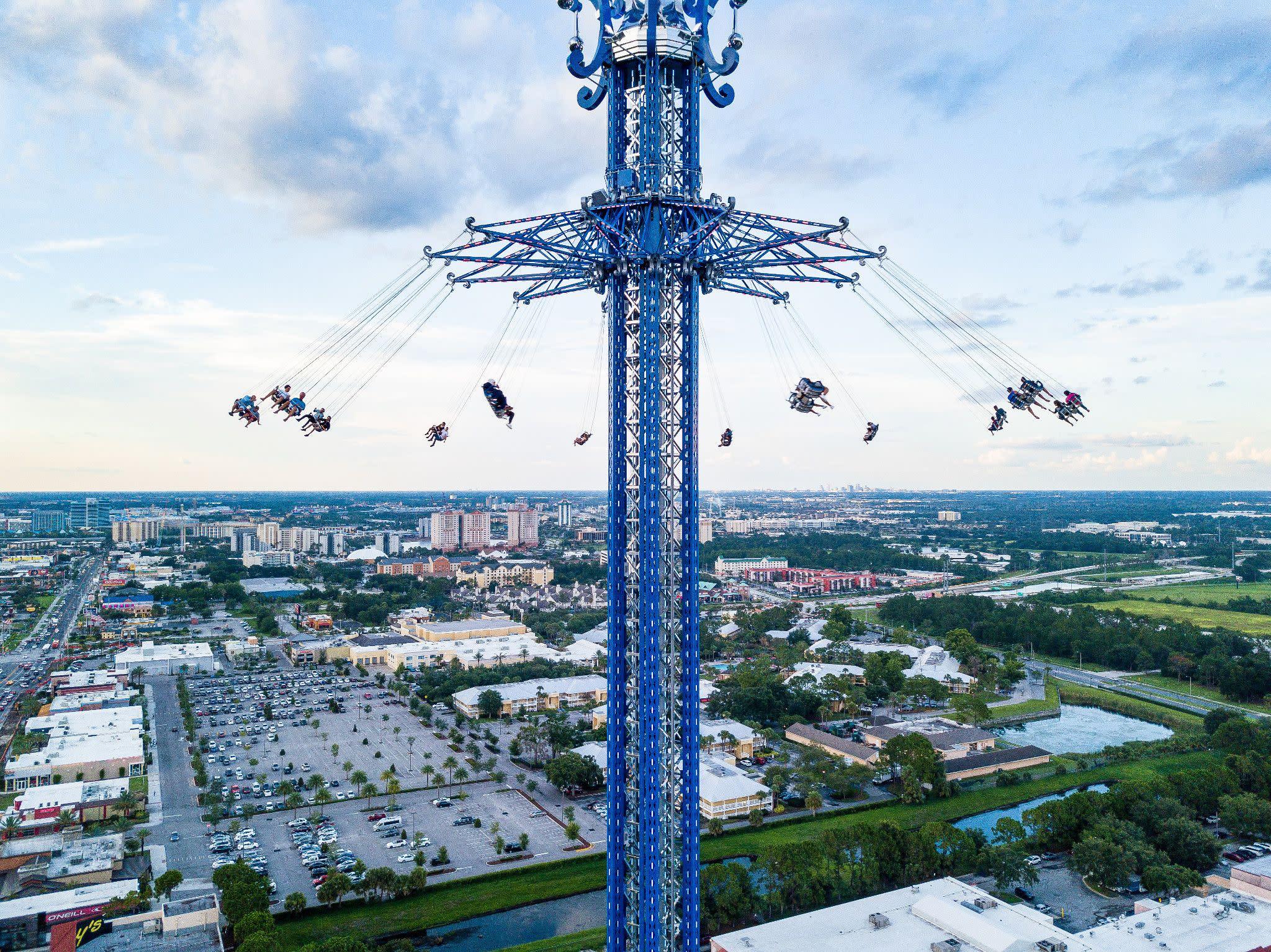 Orlando StarFlyer at ICON Park