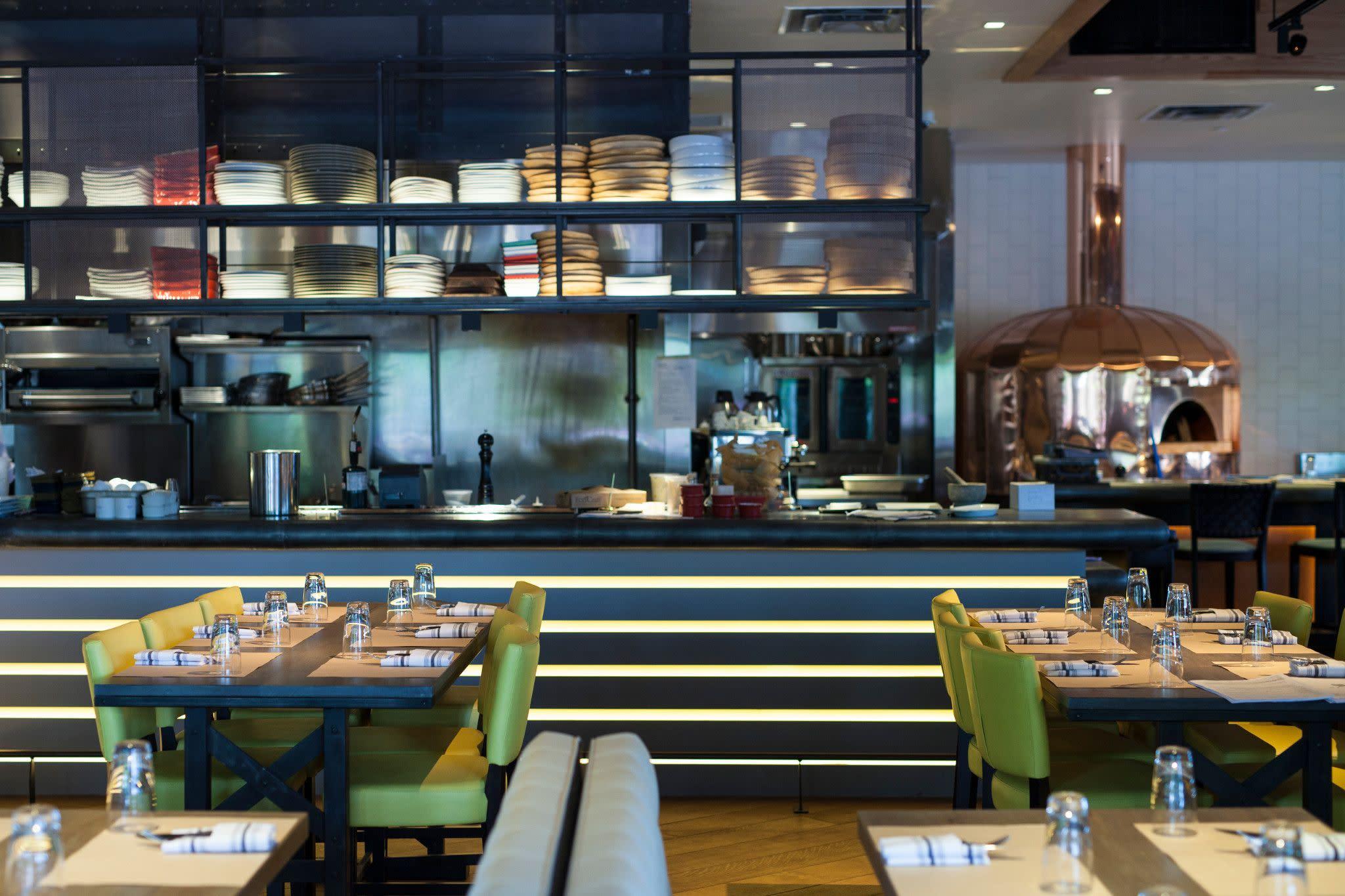 SLATE Restaurant in Orlando