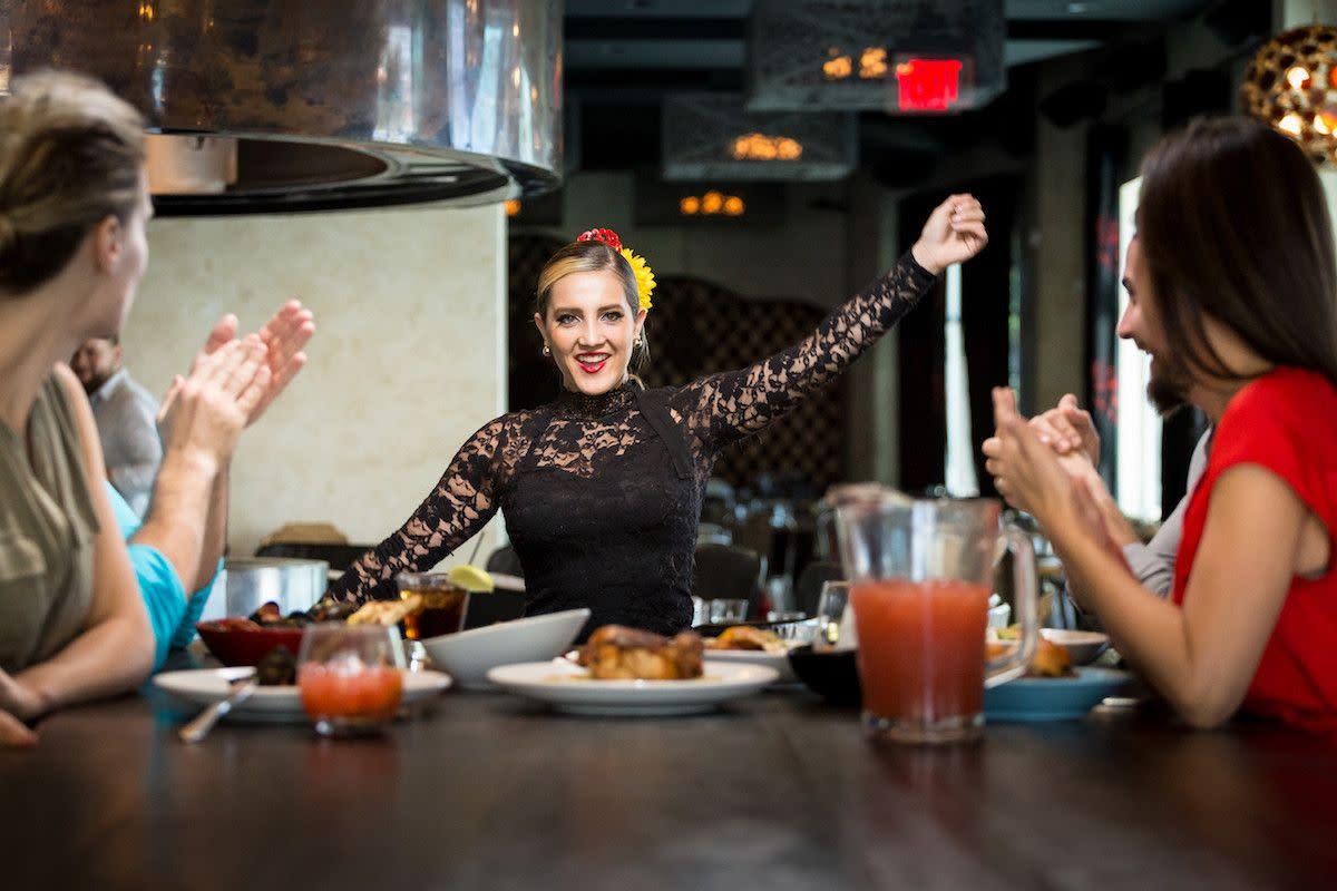 Tapa Toro Tapas Bar & Paella Pit in Orlando