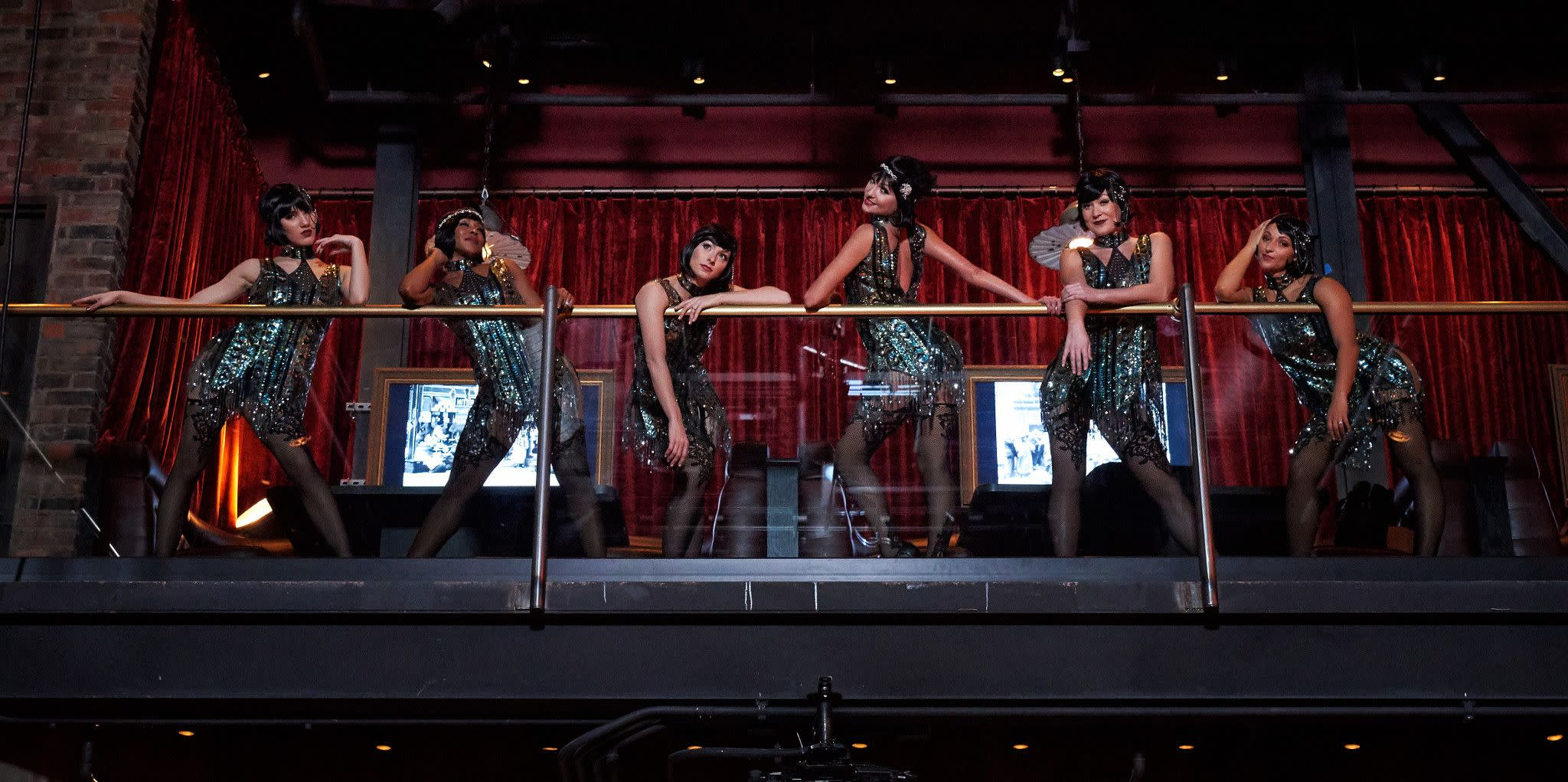 The Edison at Disney Springs in Orlando Hosts Burlesque Shows and Other Live Performances