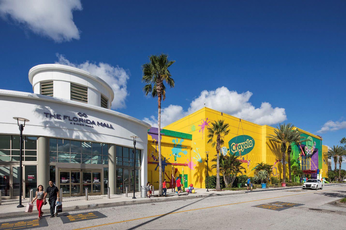 The Florida Mall in Orlando