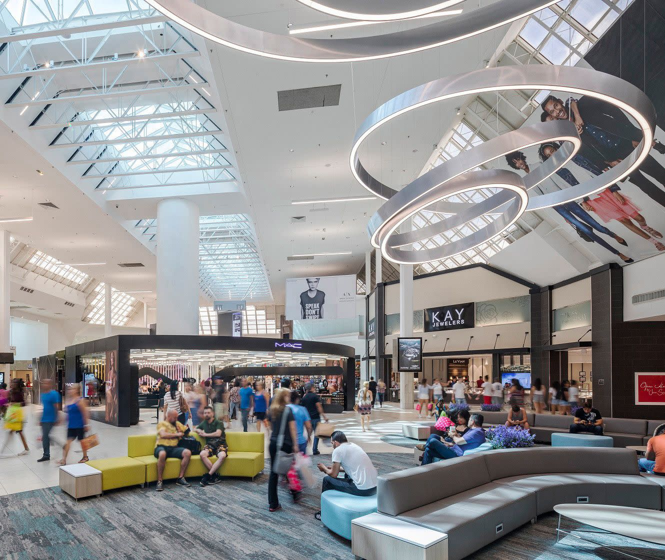 Safely Store Your Packages While Shopping at The Florida Mall