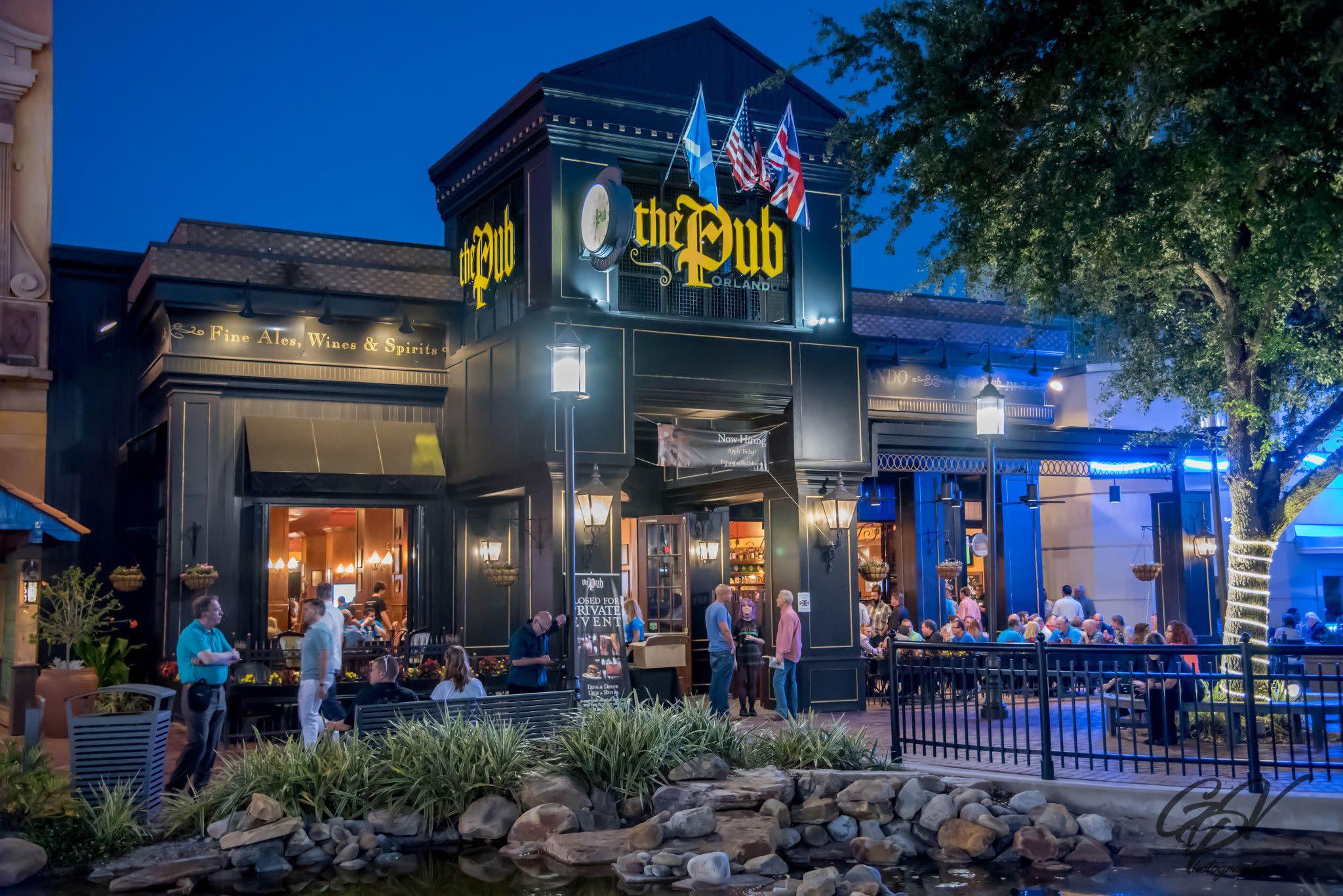 The Pub at Pointe Orlando