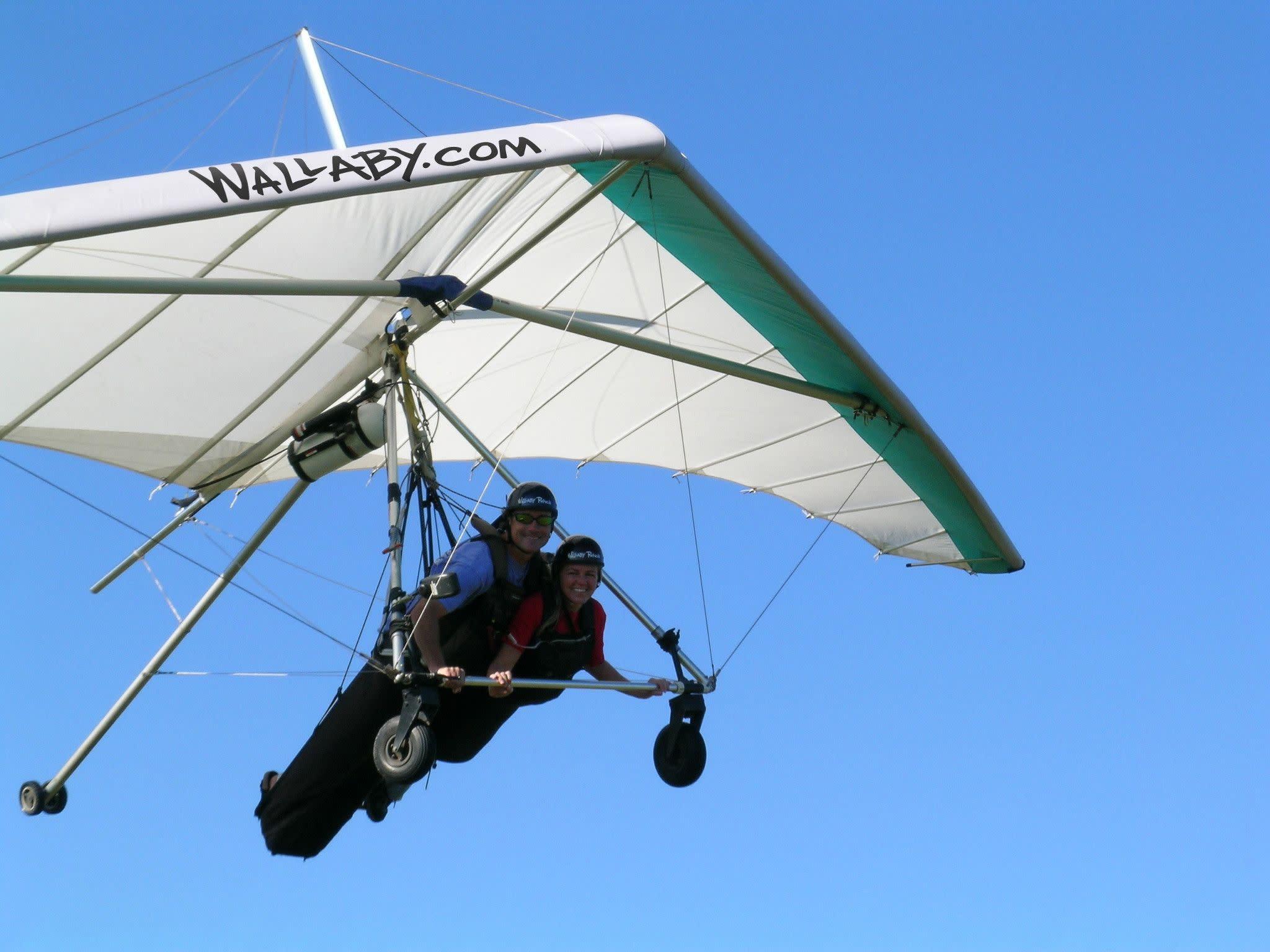 Wallaby Ranch Hang Gliding Flight Park Near Orlando