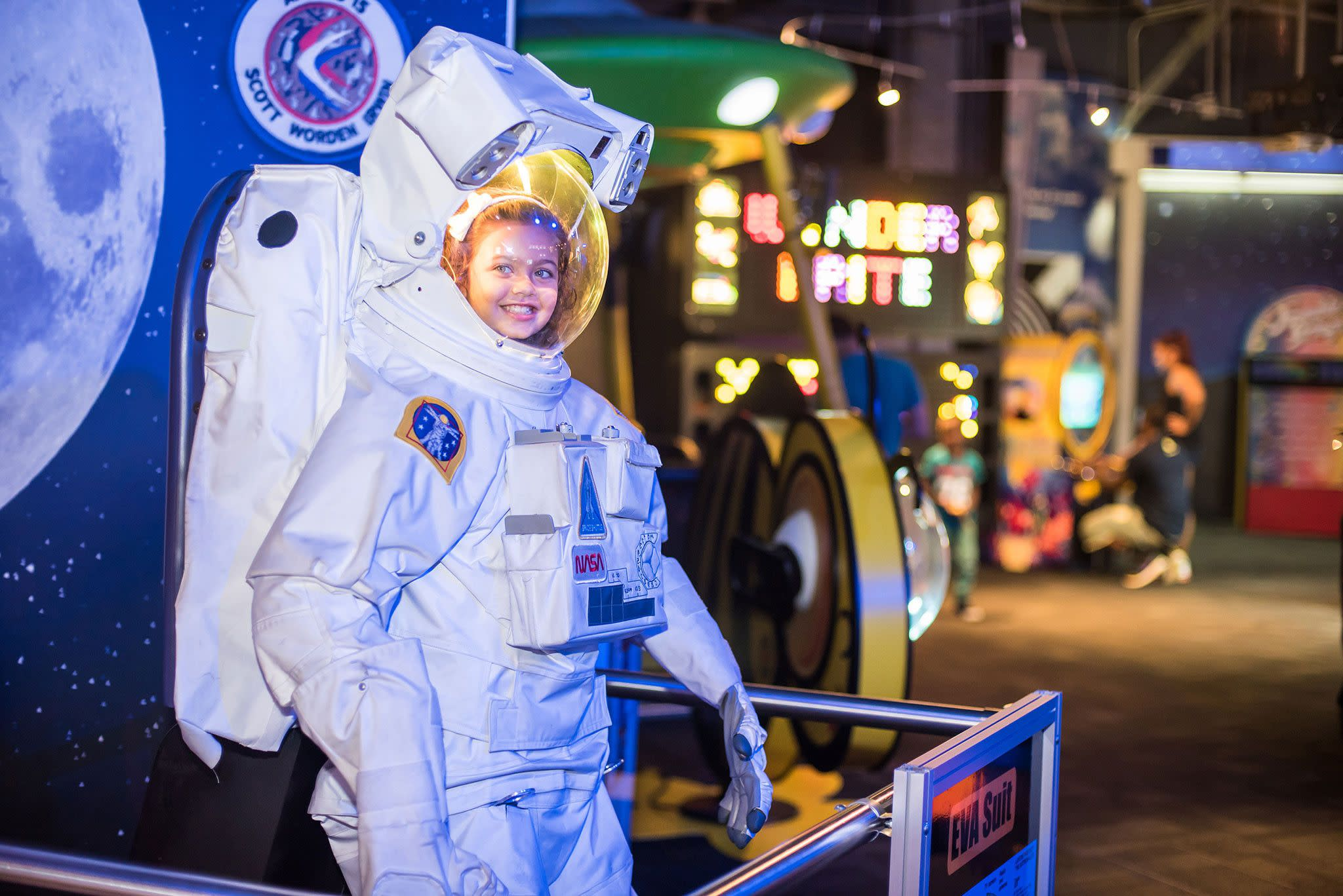 Visit Orlando Has Discount Tickets to Top Attractions Like WonderWorks (Pictured)