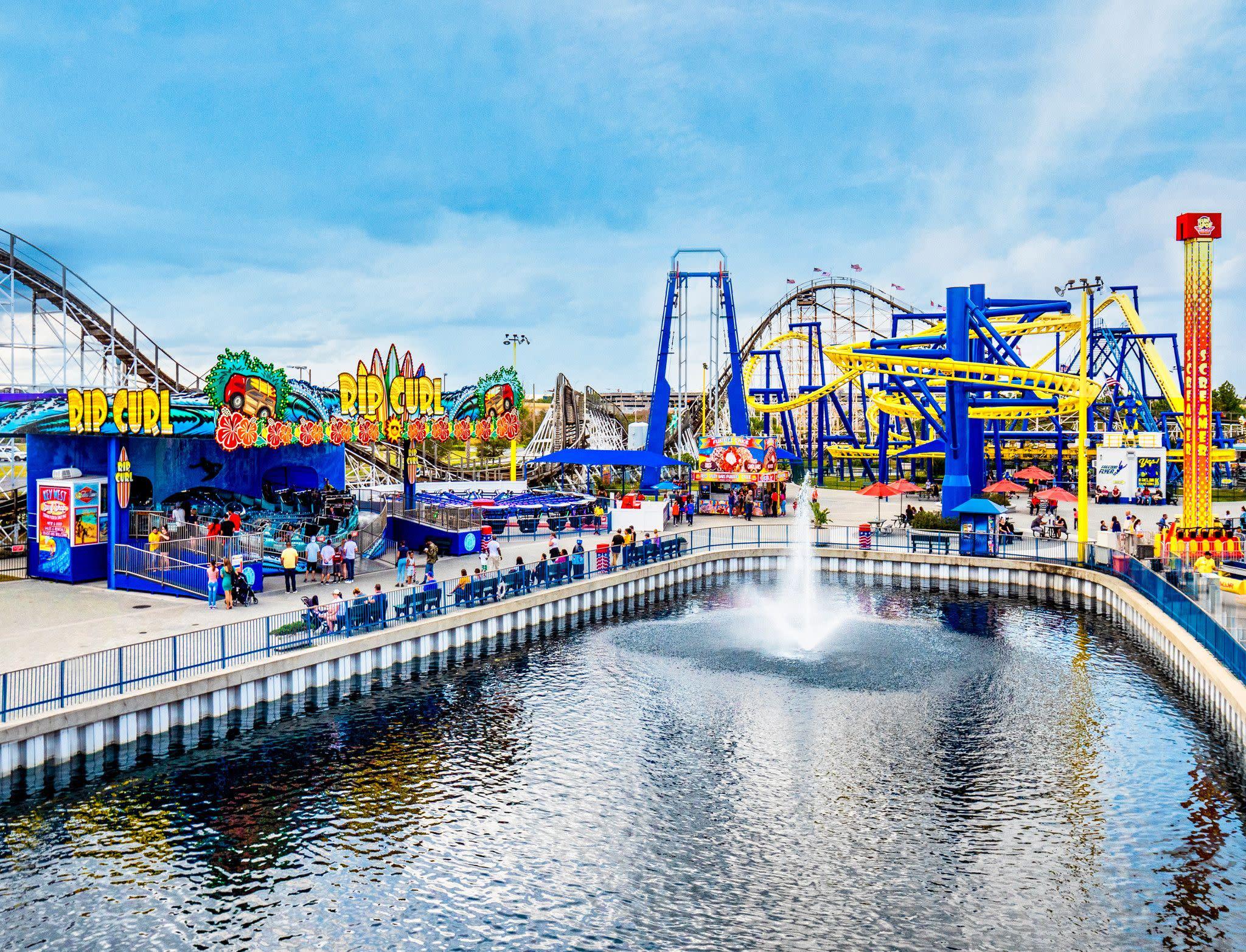 Fun Spot America in Orlando