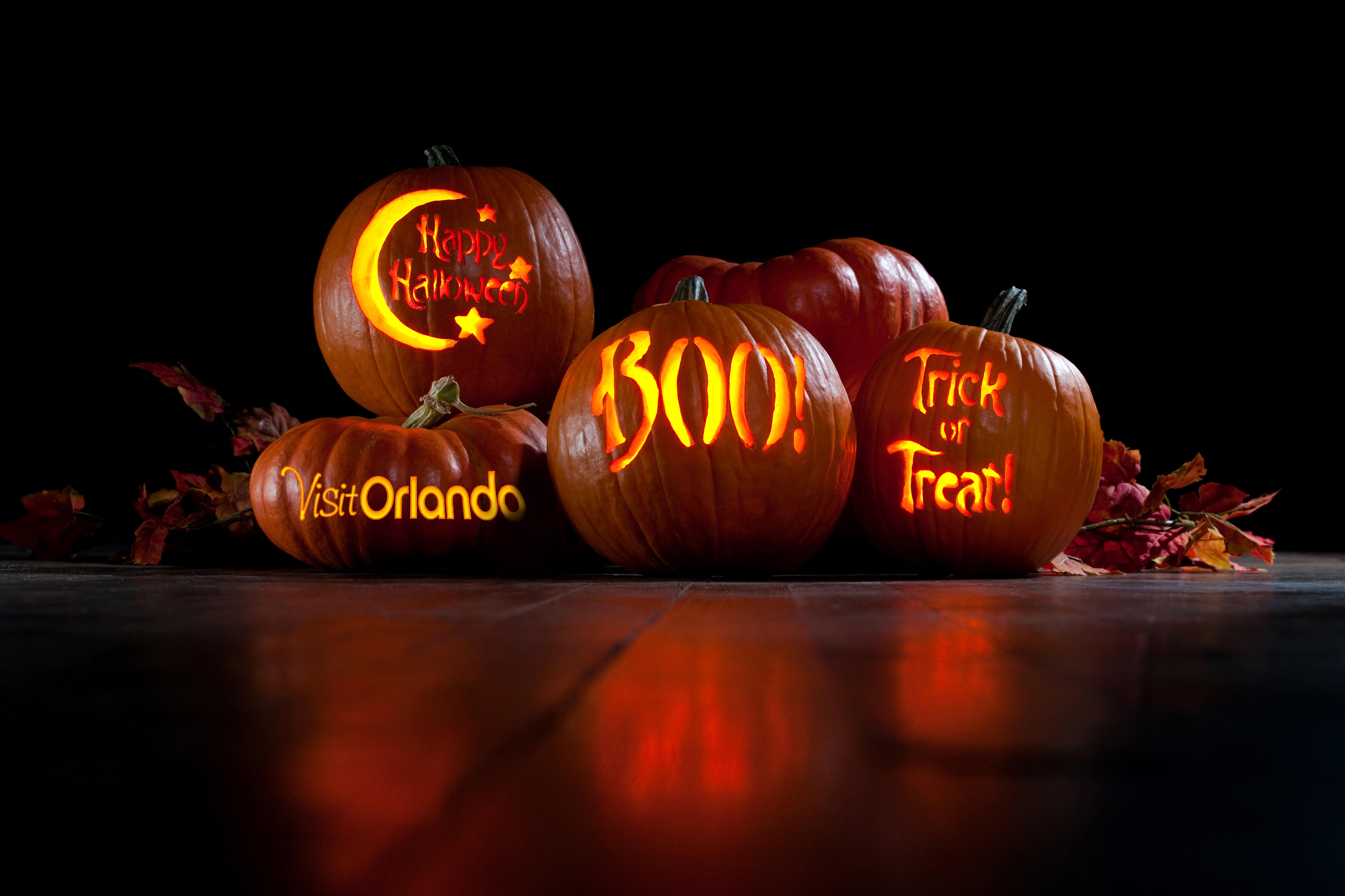 Orlando: Halloween Vacation Capital