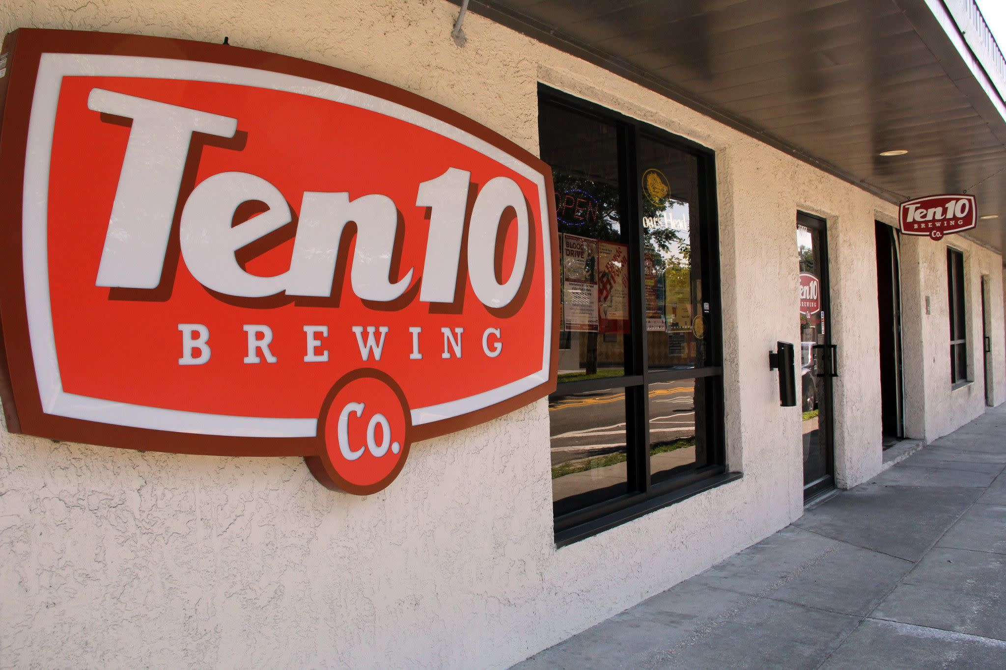 Ten10 Brewing Company in Orlando