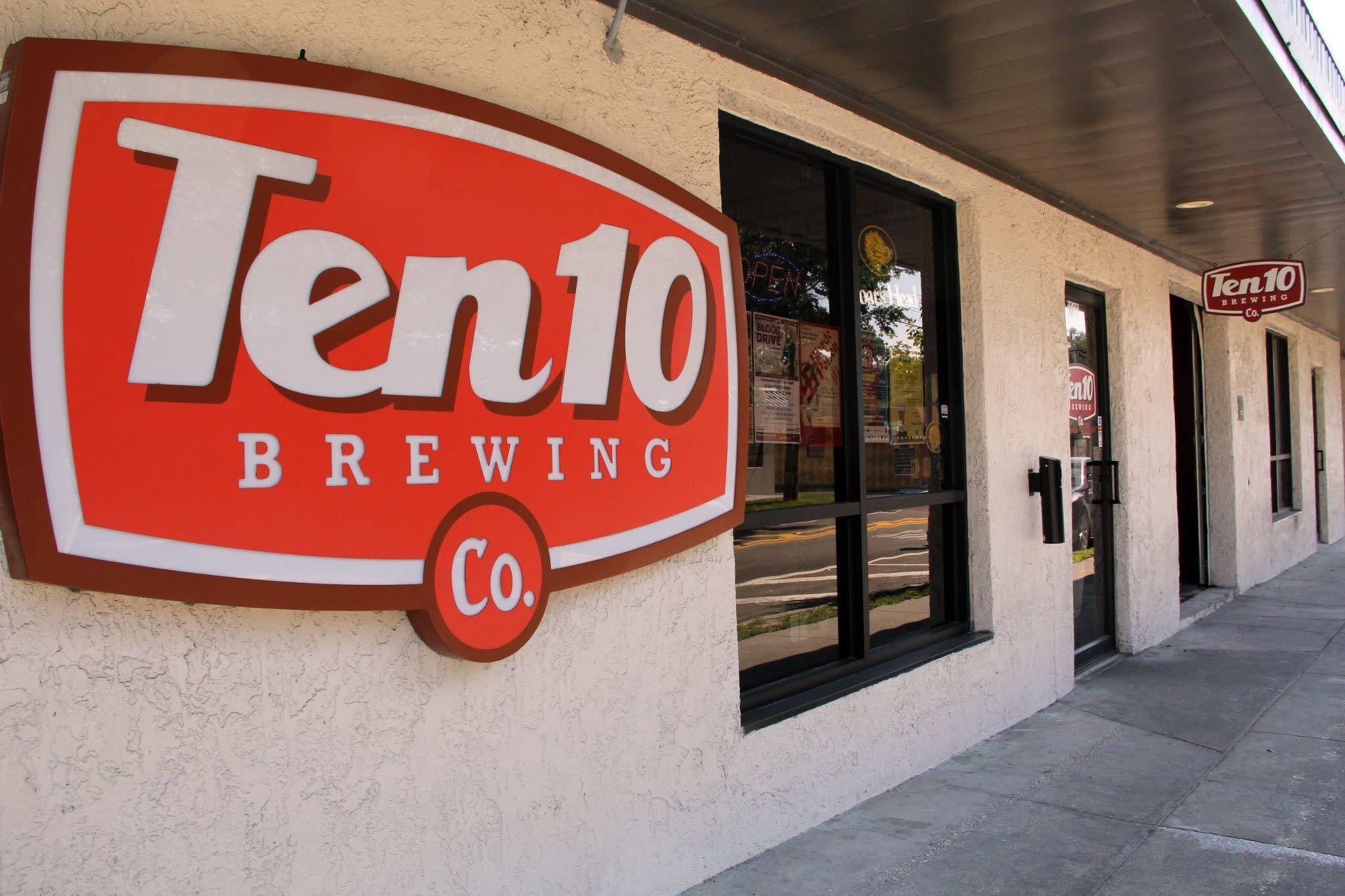 Ten 10 Brewing Co. in Orlando