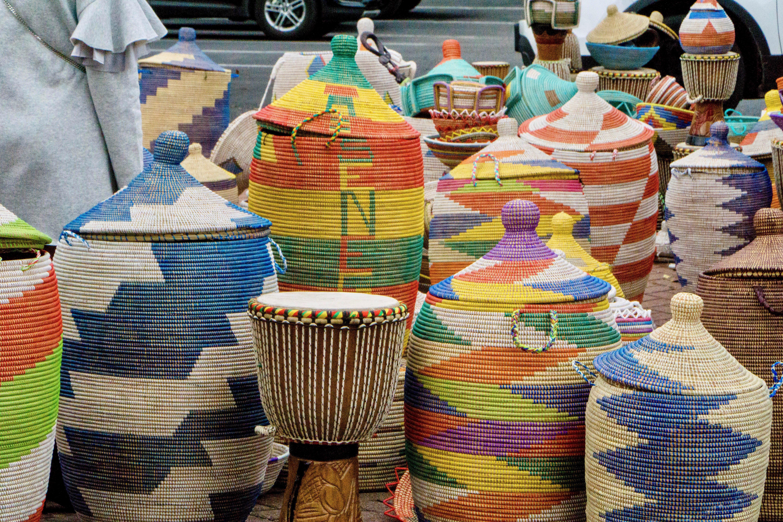 Shop Unique Merchandise at ZORA! Festival's African Trade Expo