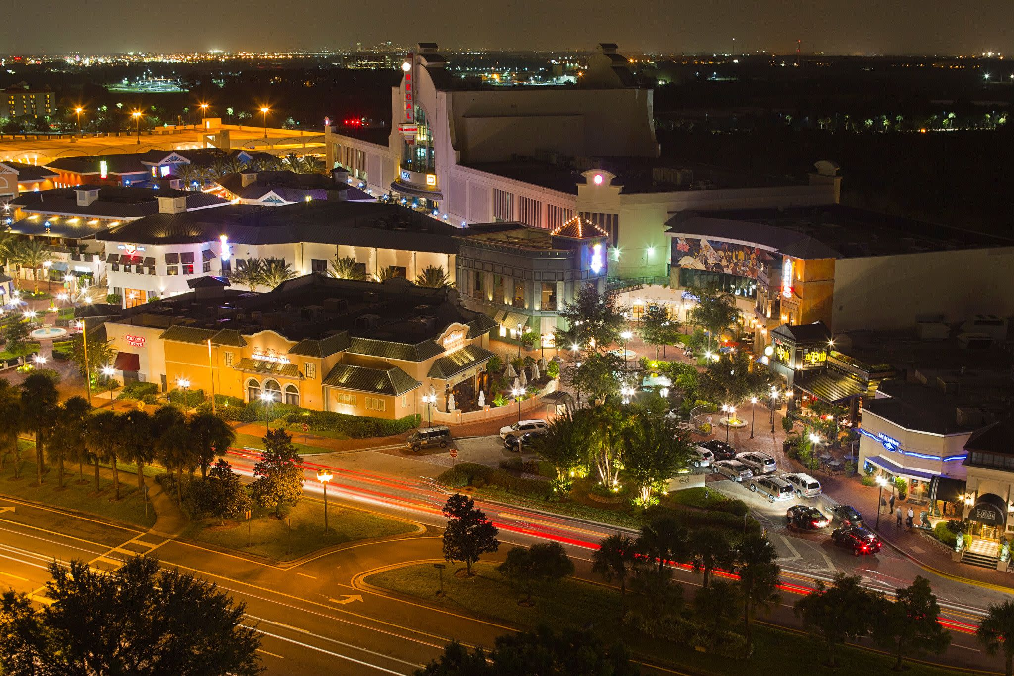 More Attractions Await at Pointe Orlando