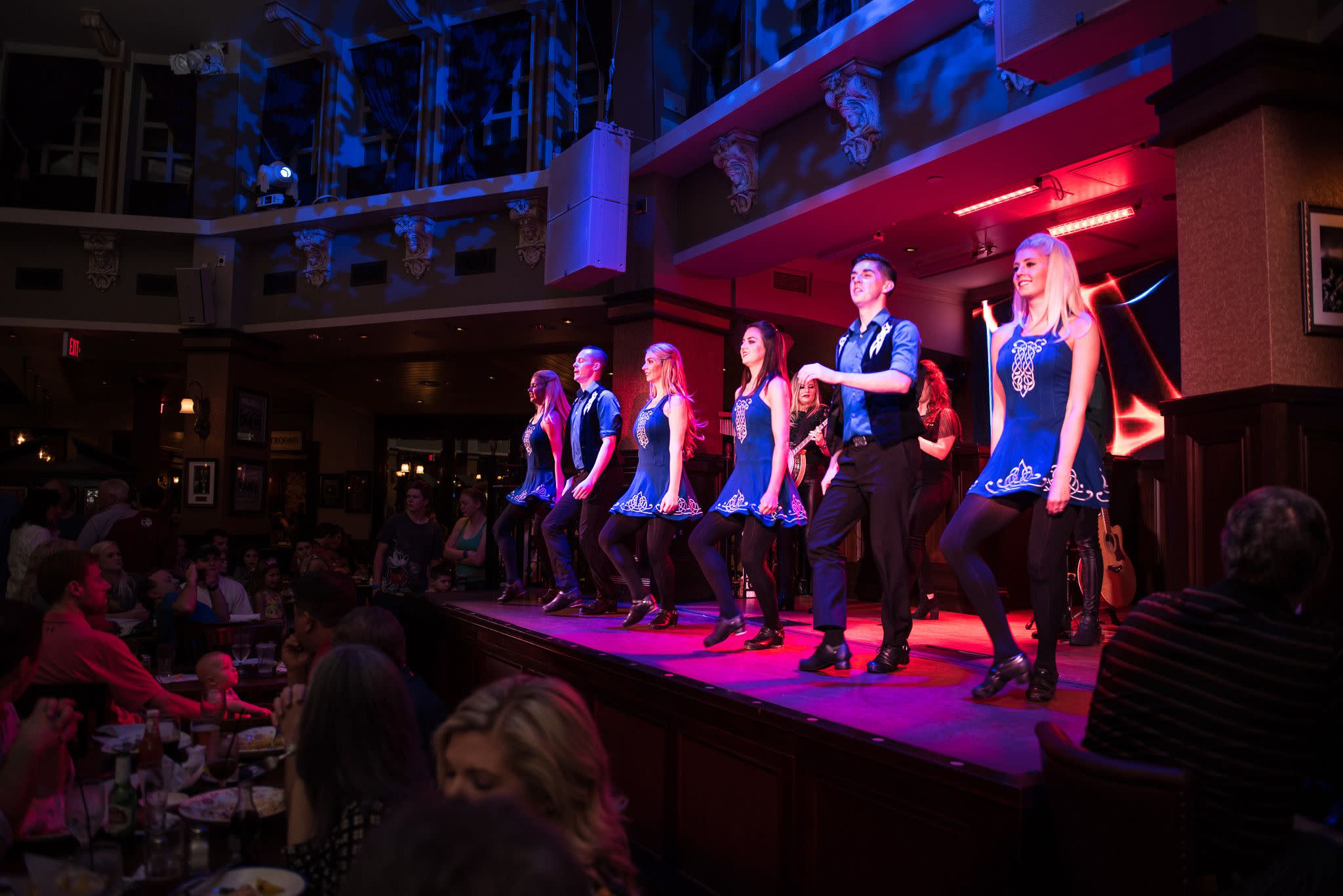 Enjoy Complimentary Entertainment at Raglan Road and Other Disney Springs Venues