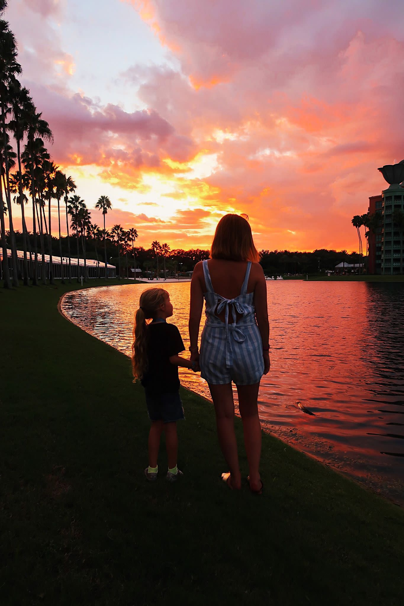 Sunsets Are Beautiful in Orlando