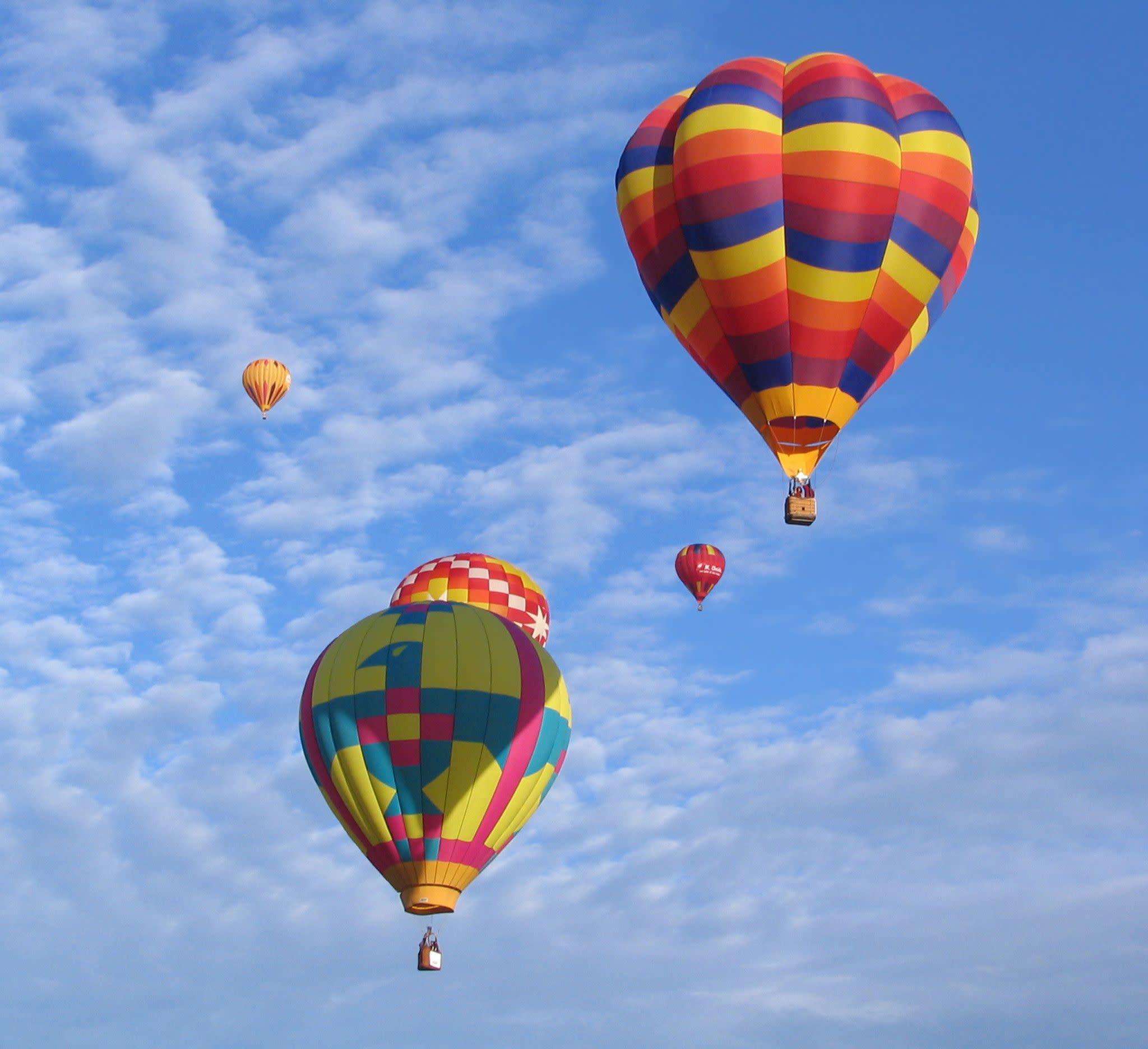The Villages Balloon Festival Near Orlando