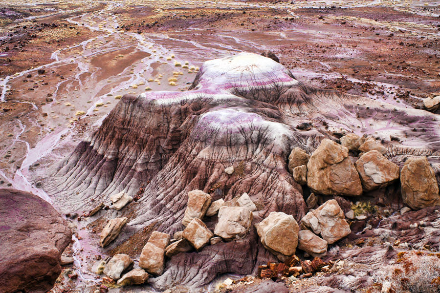 Chinde Point Painted Desert