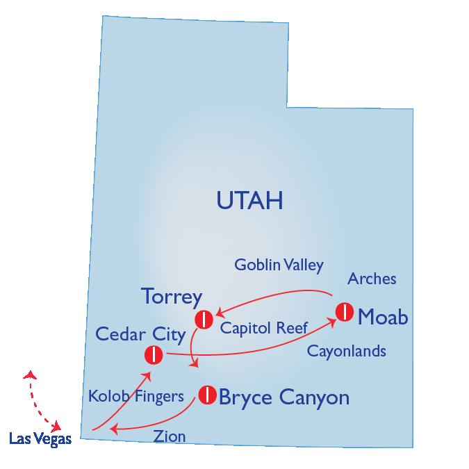 SA Map Mighty 5 LV