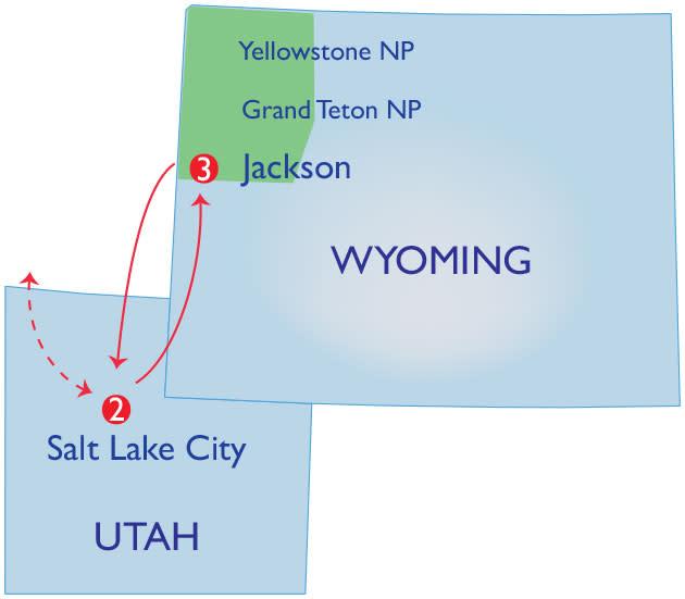 jackson teton yellowstone