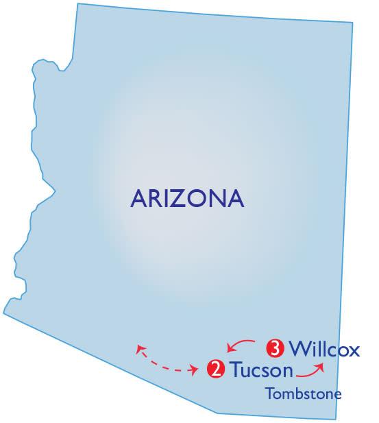 willcox tucson
