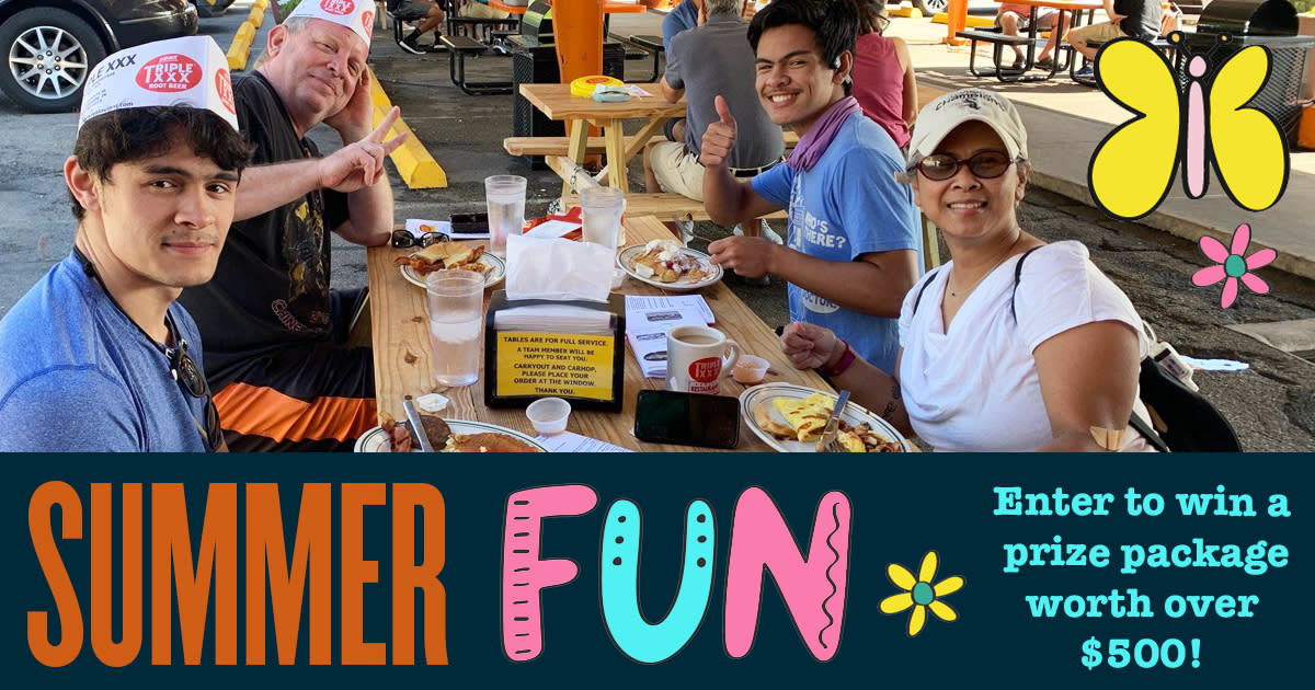 Summer Fun Contest 2021