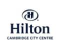 Hilton Cambridge City Centre logo