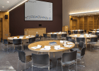 Crausaz Wordsworth Building Plenary Space
