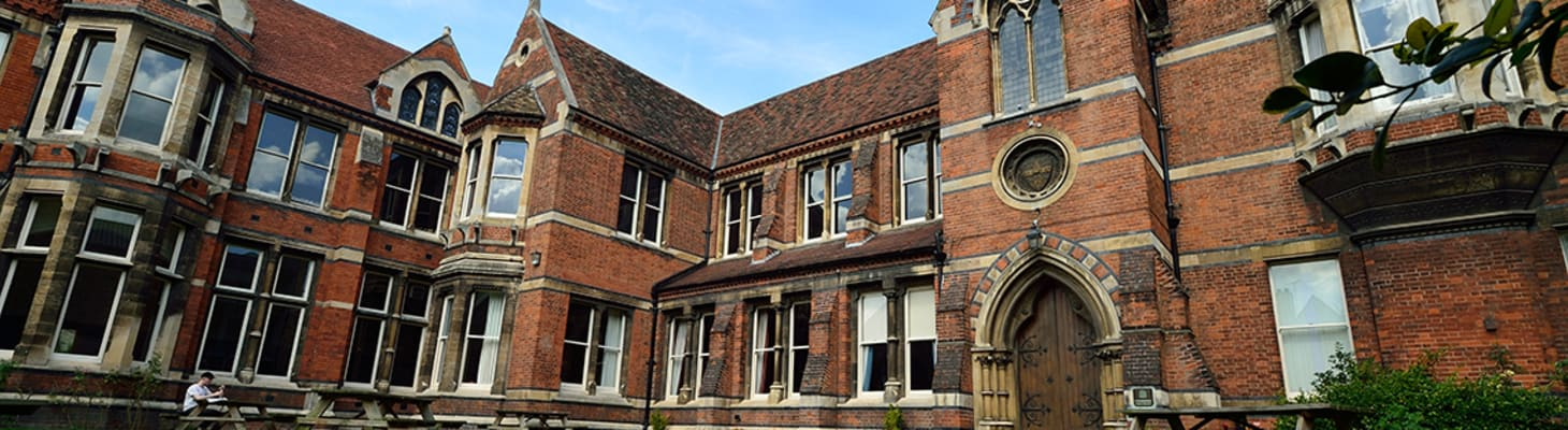 The Historic Cambridge Union Society - the oldest debating society in the world.