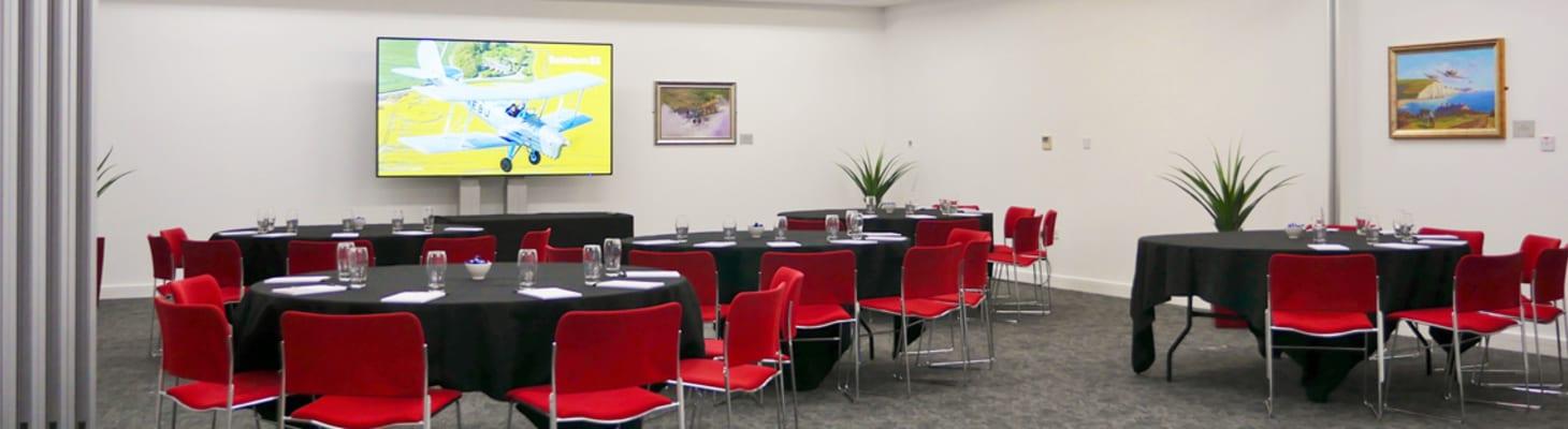 Concorde Suite at IWM Duxford