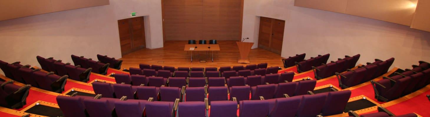 Cripps Court Auditorium