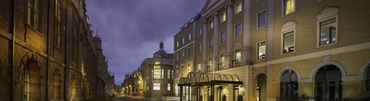Hilton Cambridge City Centre