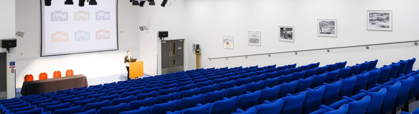Marshall Auditorium at IWM Duxford