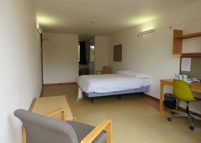 Harvey Court Double en Suite Bedroom